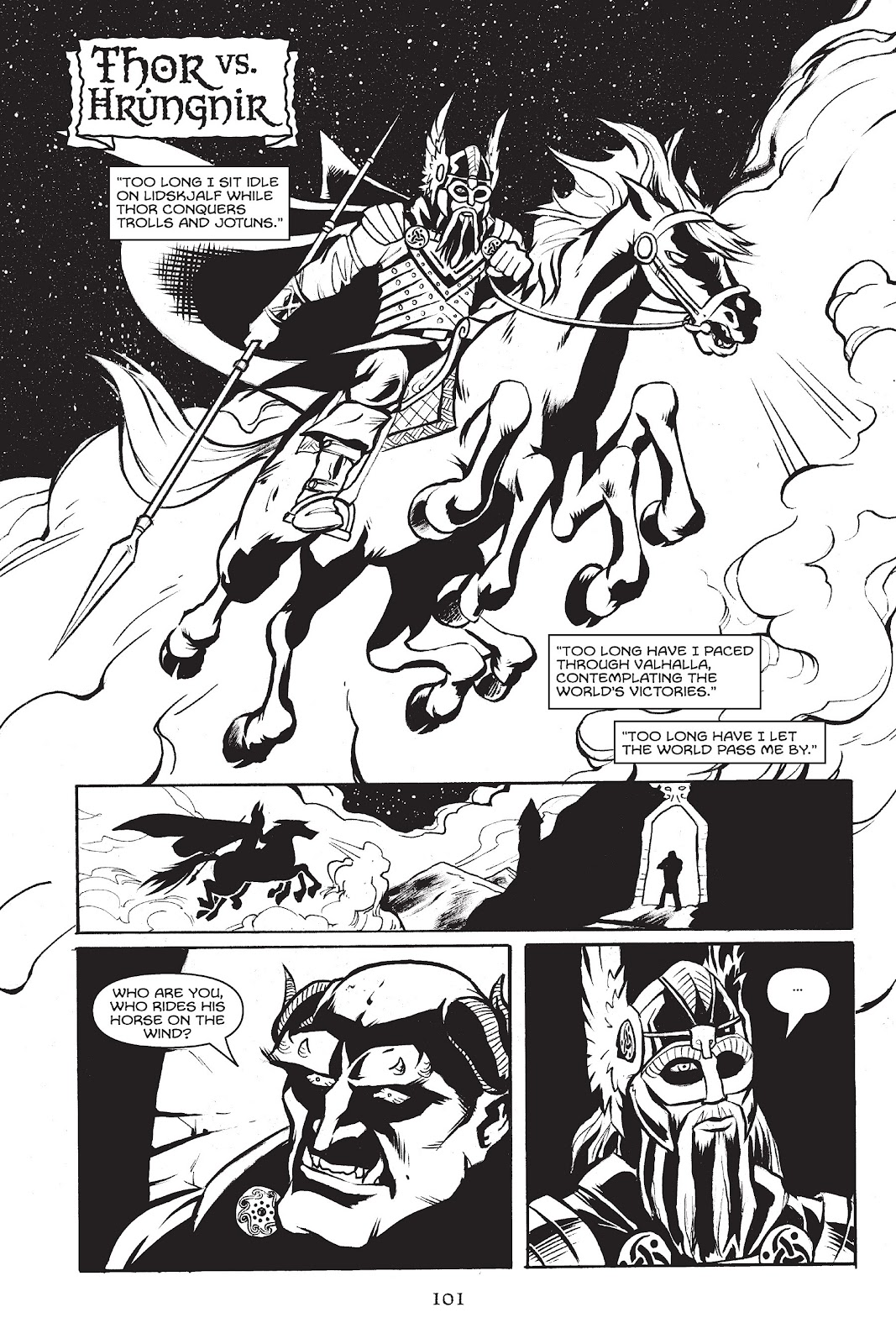 Read online Gods of Asgard comic -  Issue # TPB (Part 2) - 3