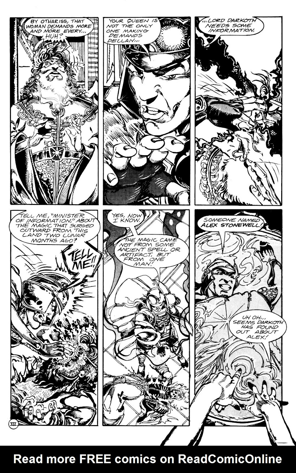 The Realm (1986) issue 18 - Page 5