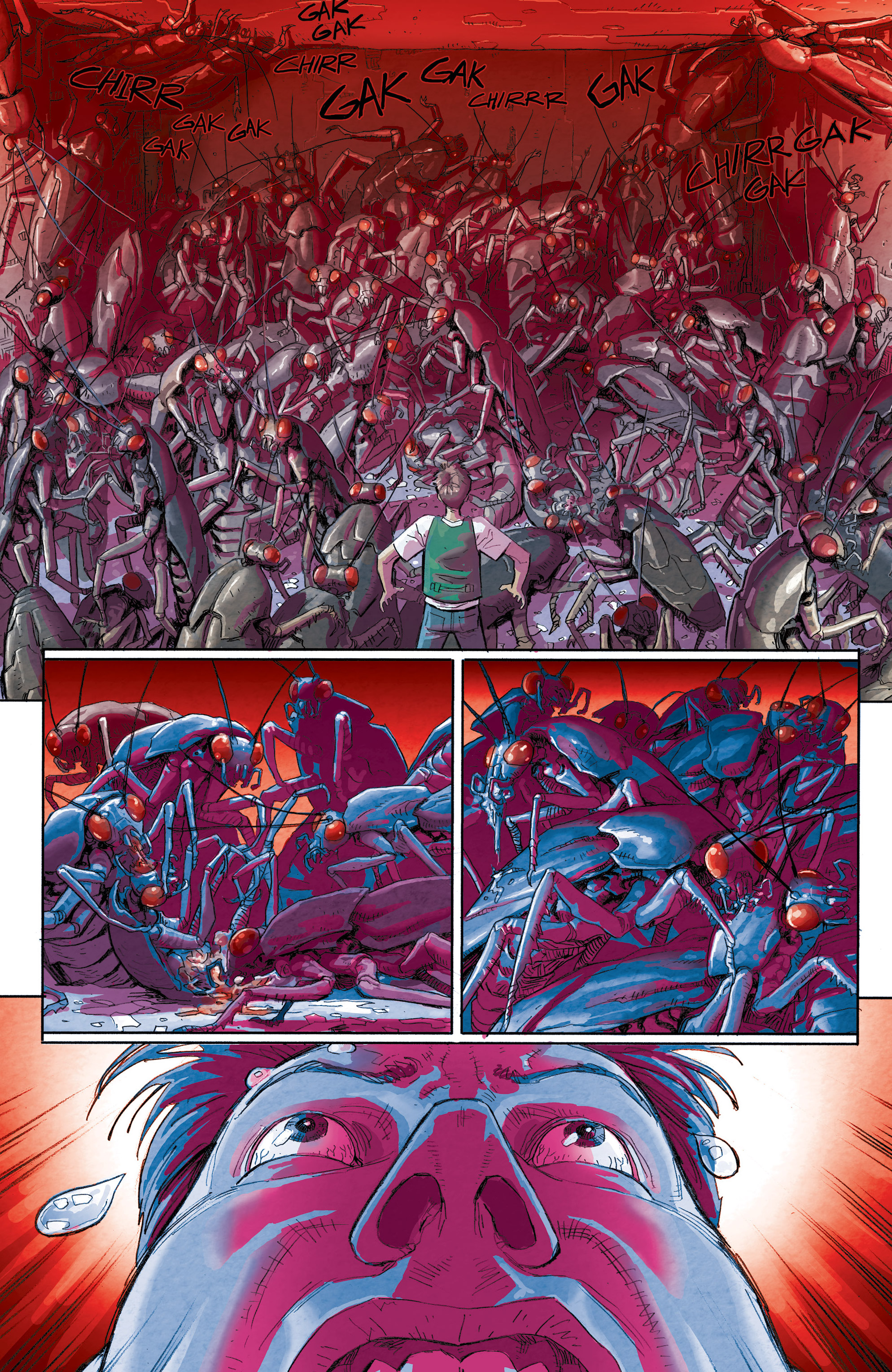Read online Paklis comic -  Issue #1 - 17