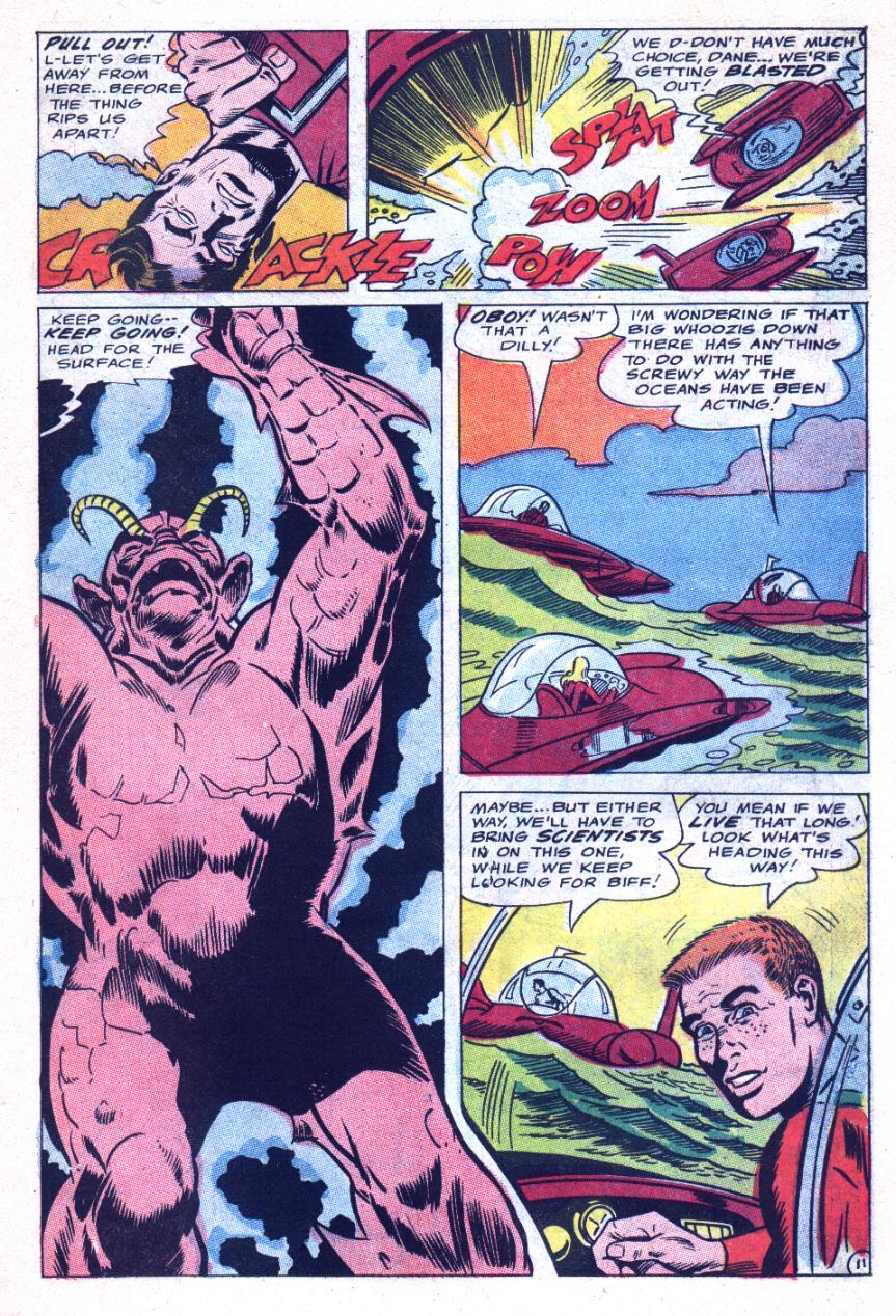 Read online Sea Devils comic -  Issue #31 - 16