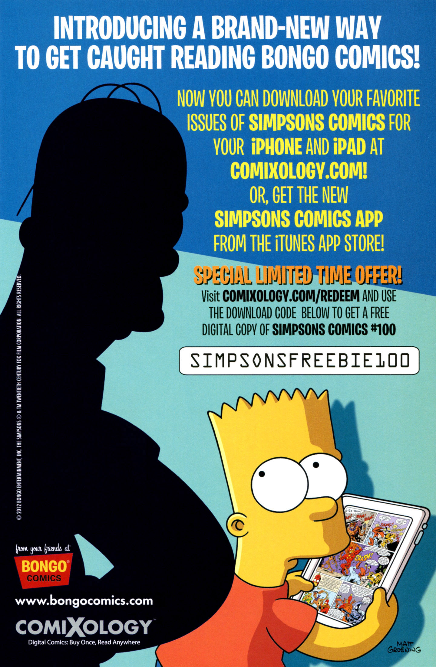 Read online Simpsons Illustrated (1991) comic -  Issue #3 - 2