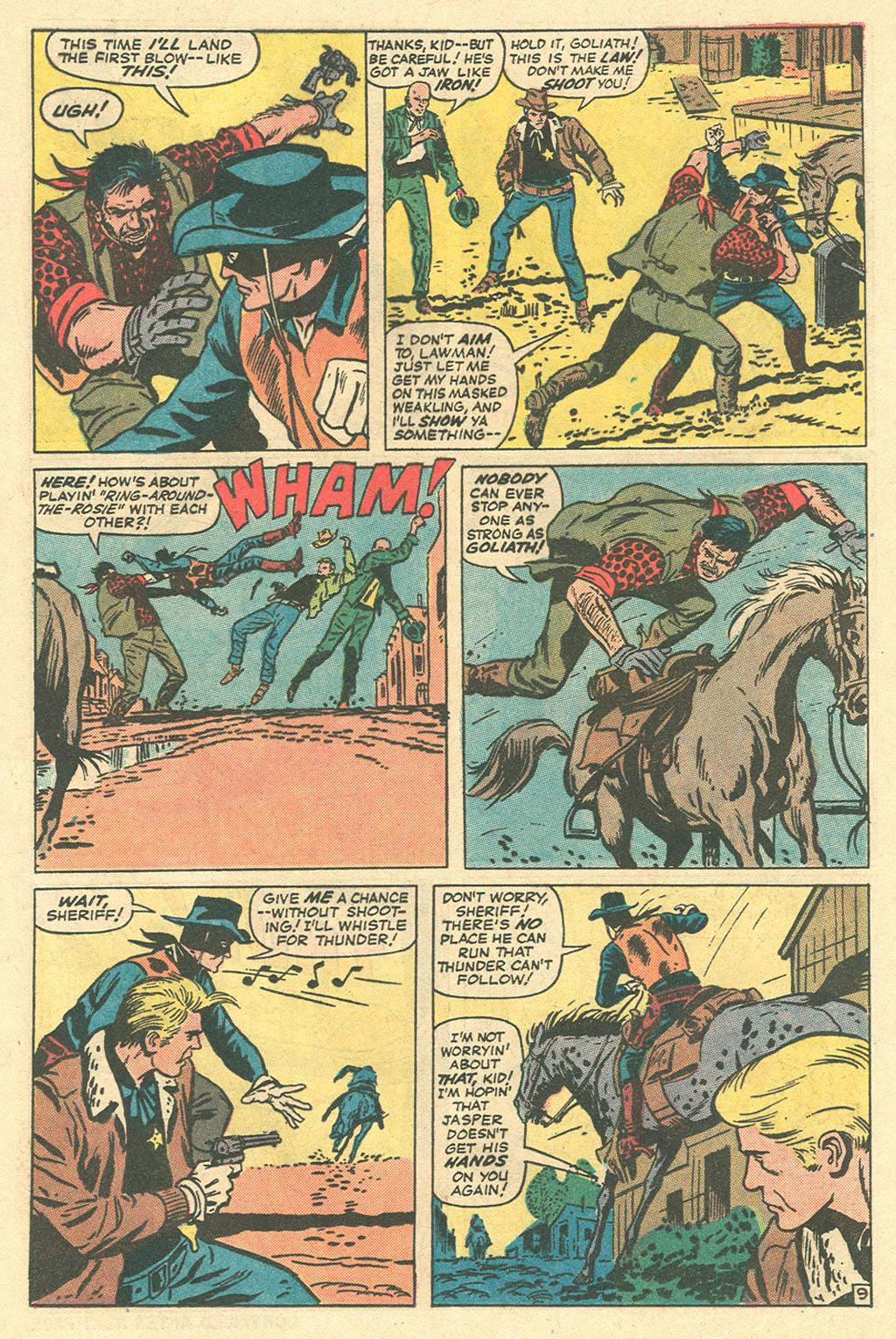 Read online Two-Gun Kid comic -  Issue #105 - 13