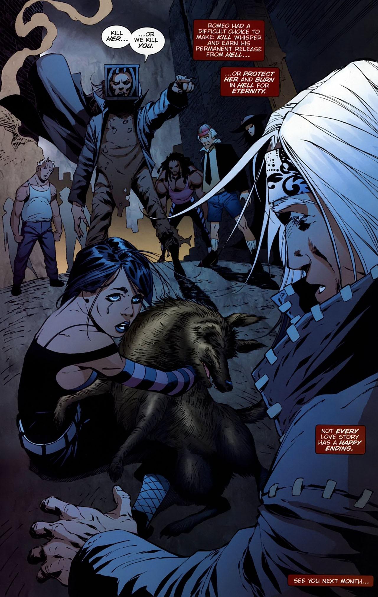 Read online Dead Romeo comic -  Issue #1 - 17