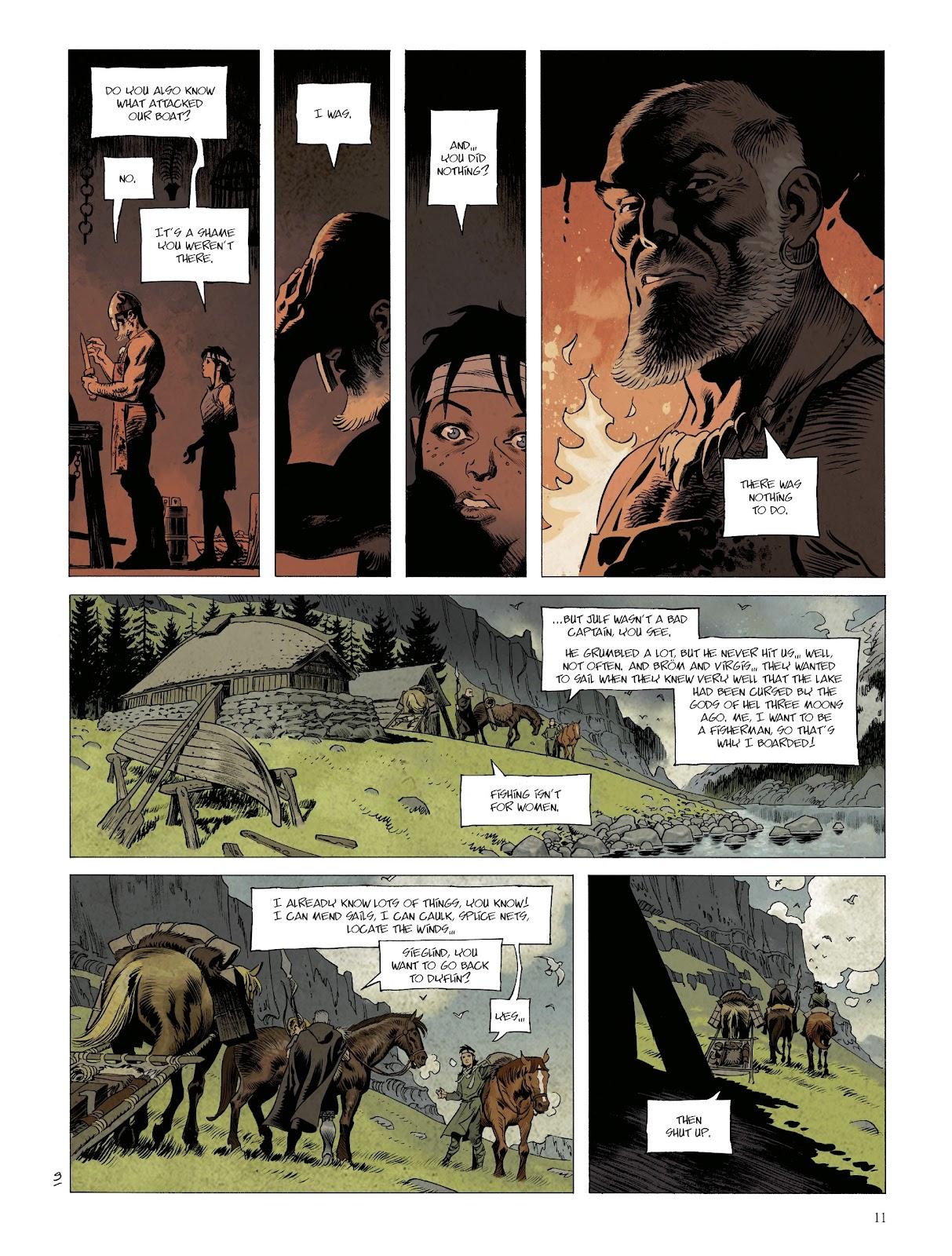 Read online Asgard comic -  Issue #1 - 13