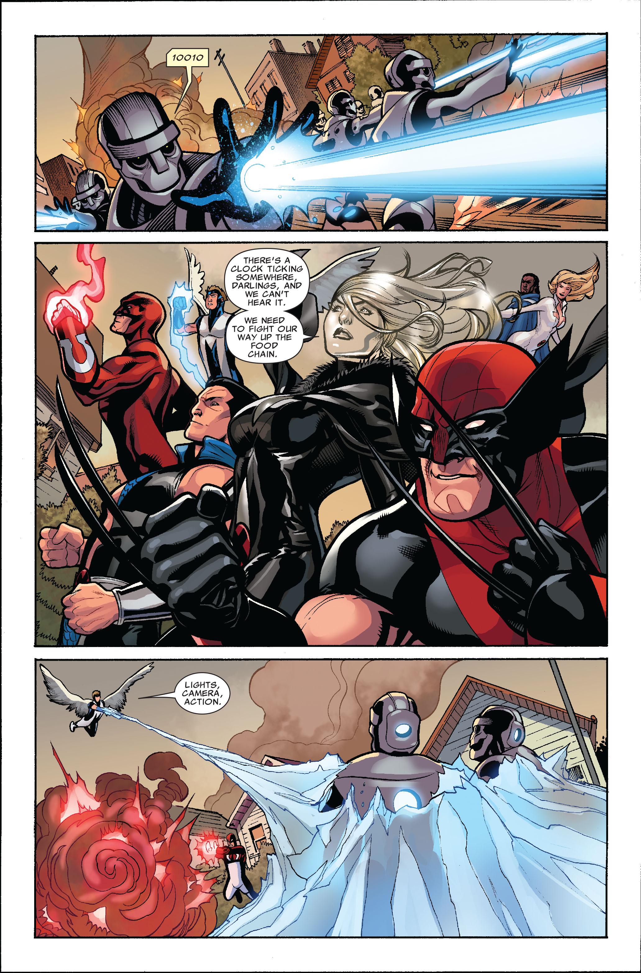 Read online Uncanny X-Men (1963) comic -  Issue #514 - 18
