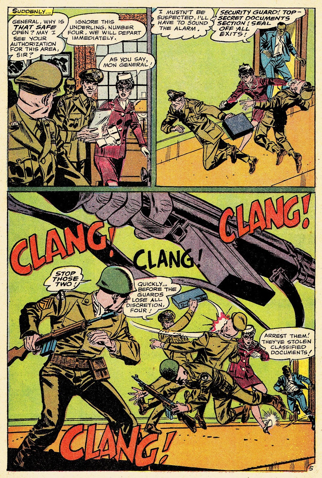 Secret Six (1968) issue 2 - Page 9