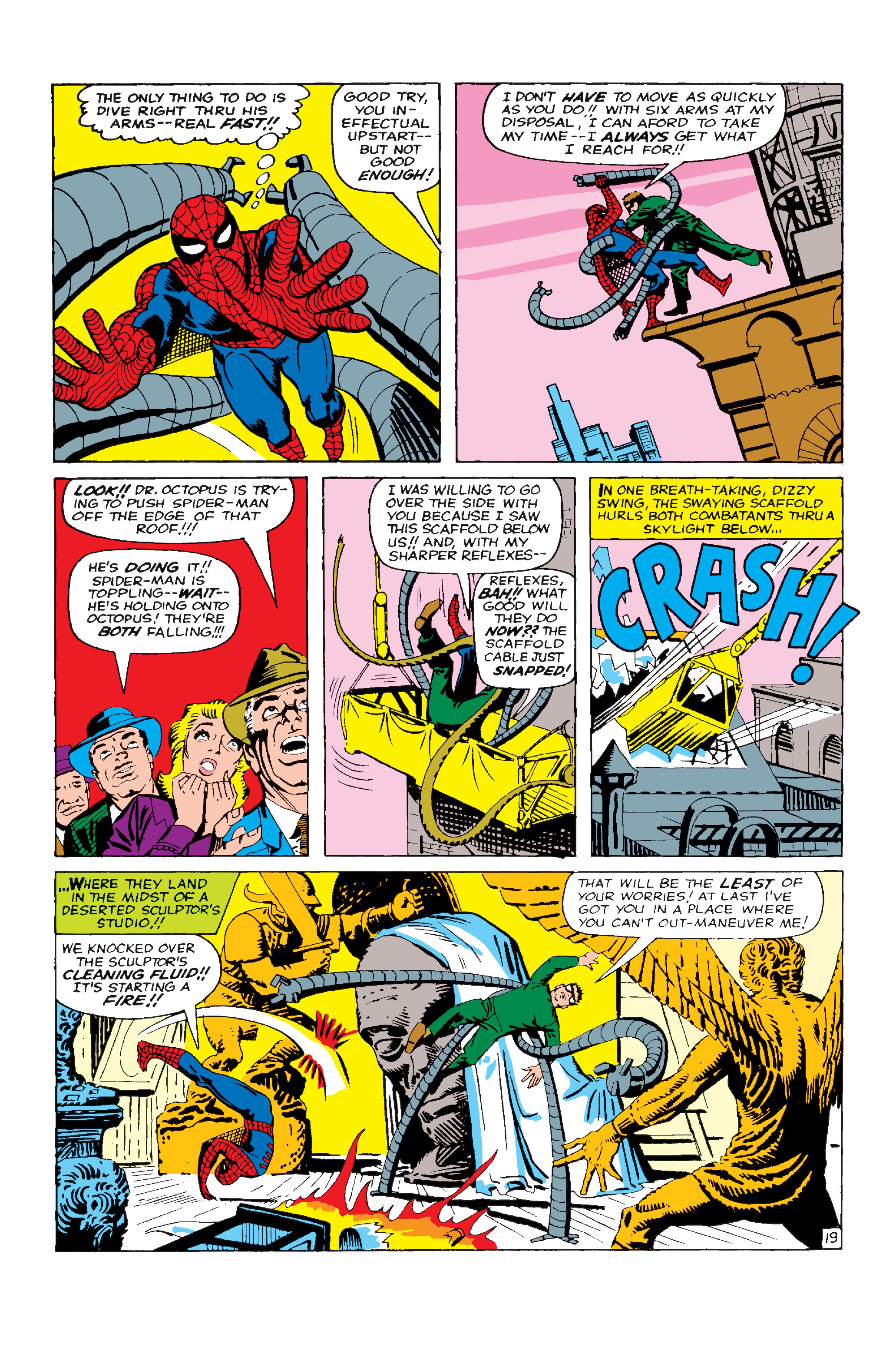 The Amazing Spider-Man (1963) 12 Page 19