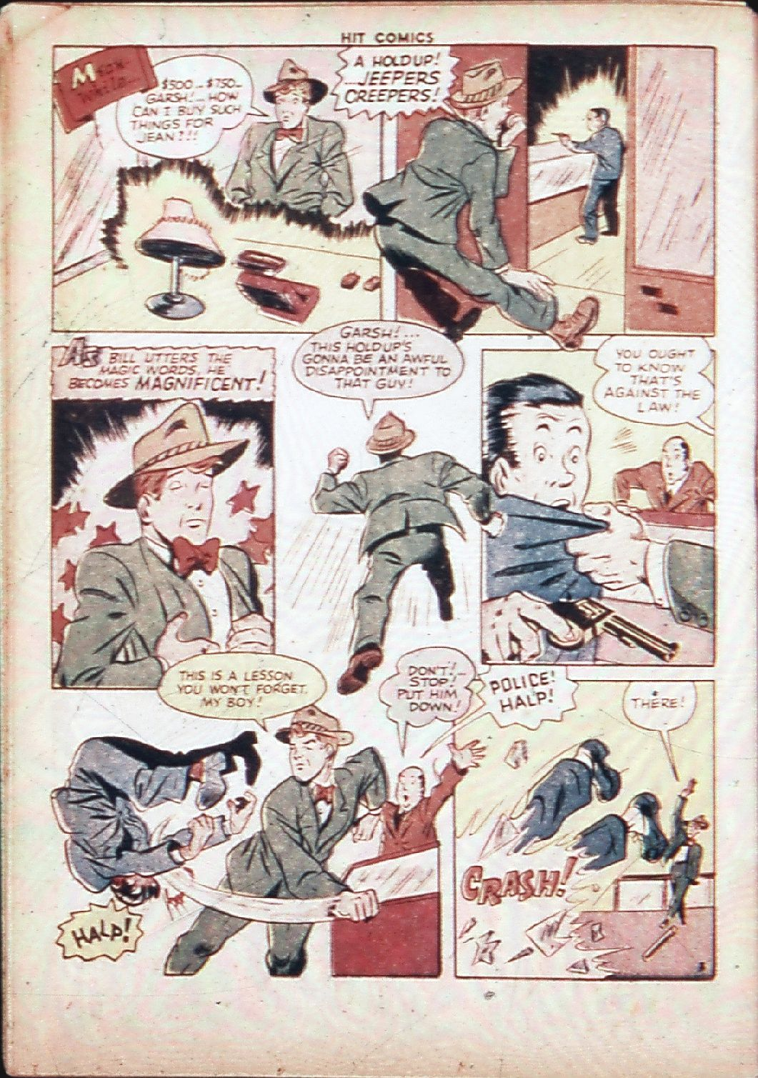 Read online Hit Comics comic -  Issue #30 - 51