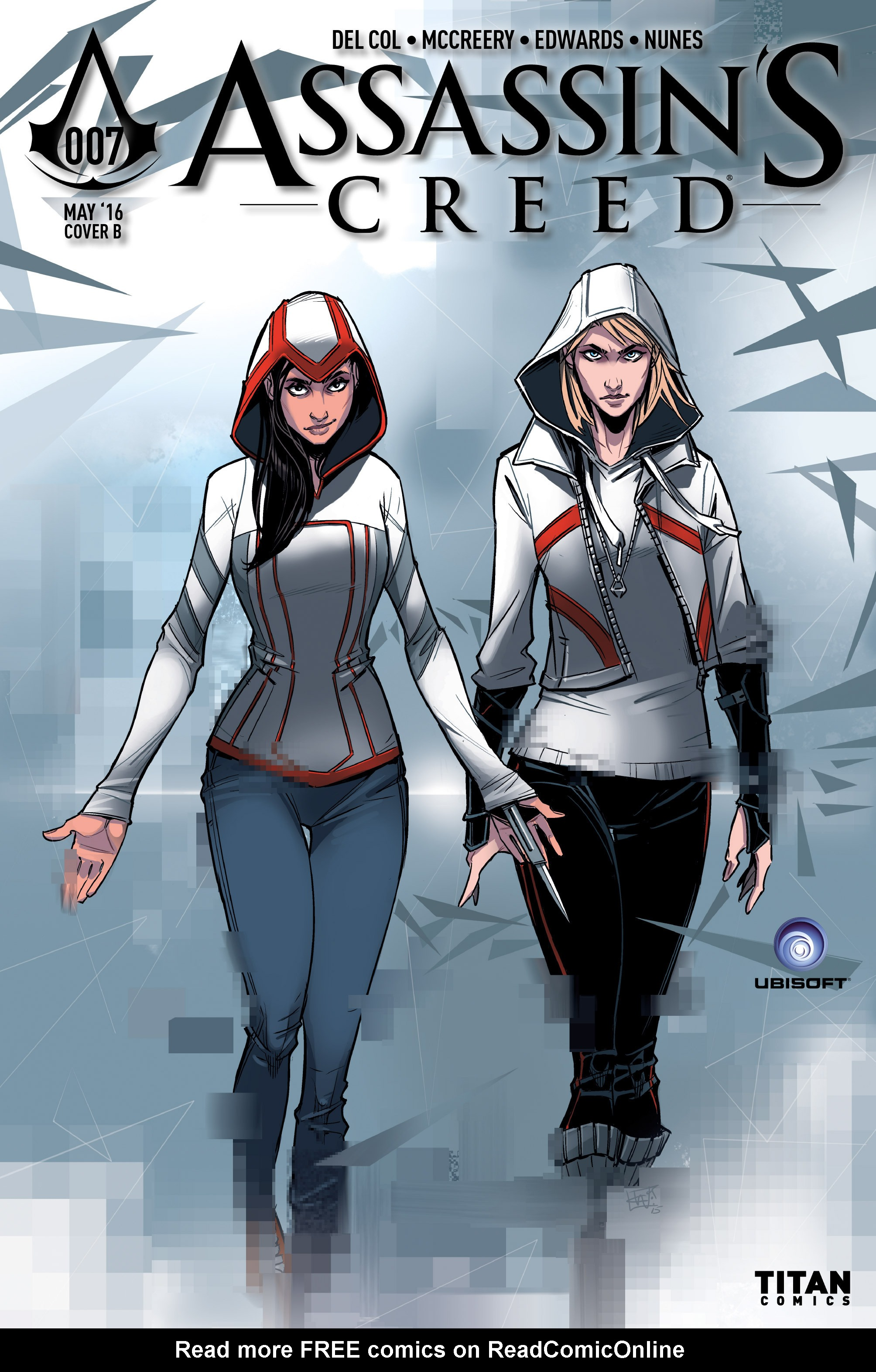 Read online Assassin's Creed (2015) comic -  Issue #7 - 29