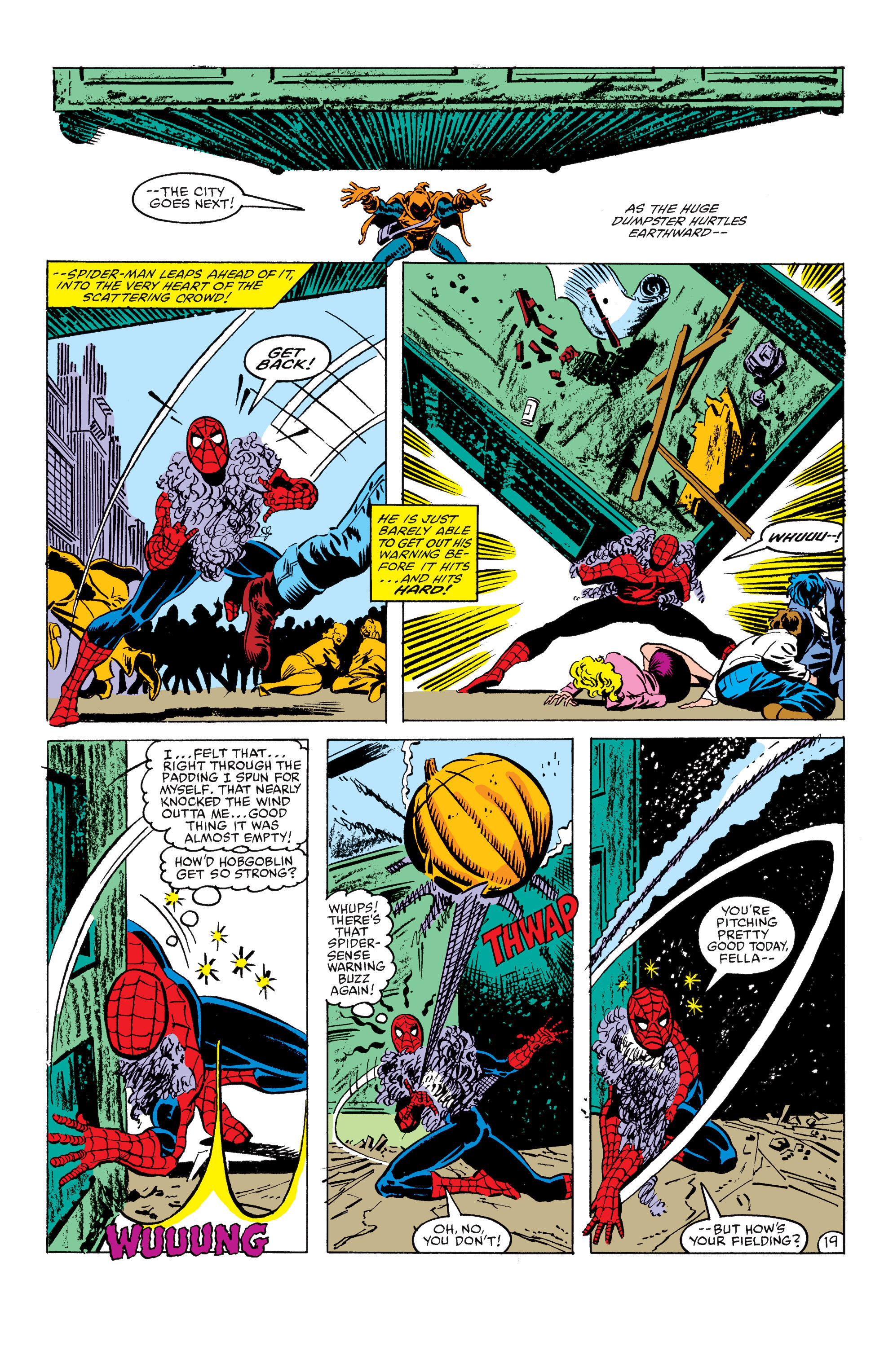 The Amazing Spider-Man (1963) 245 Page 19