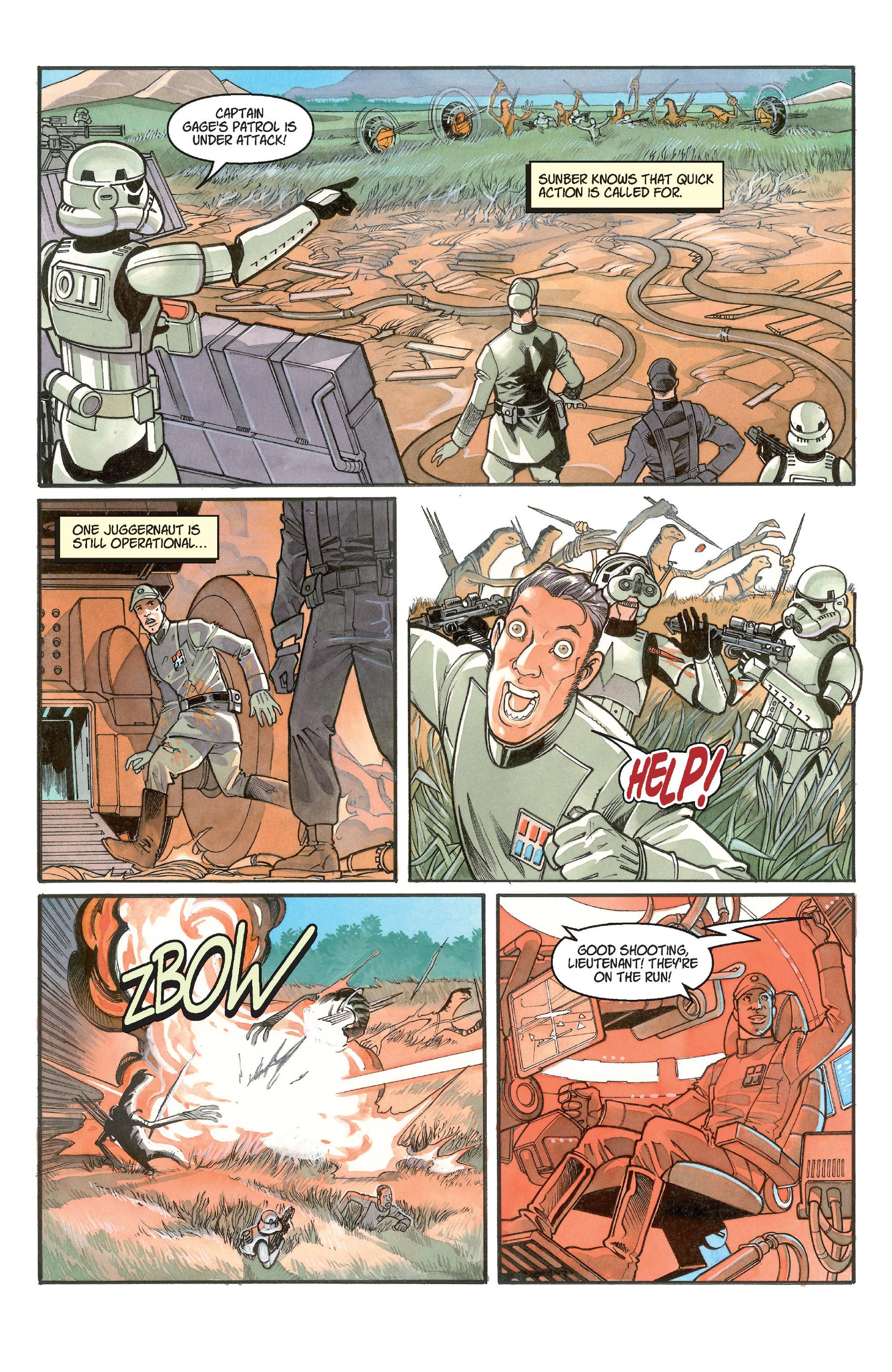 Read online Star Wars Omnibus comic -  Issue # Vol. 22 - 153