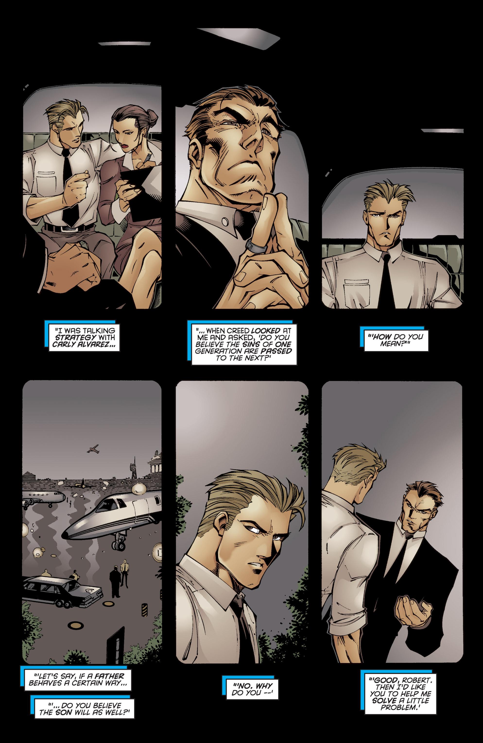 Read online Uncanny X-Men (1963) comic -  Issue #340 - 9