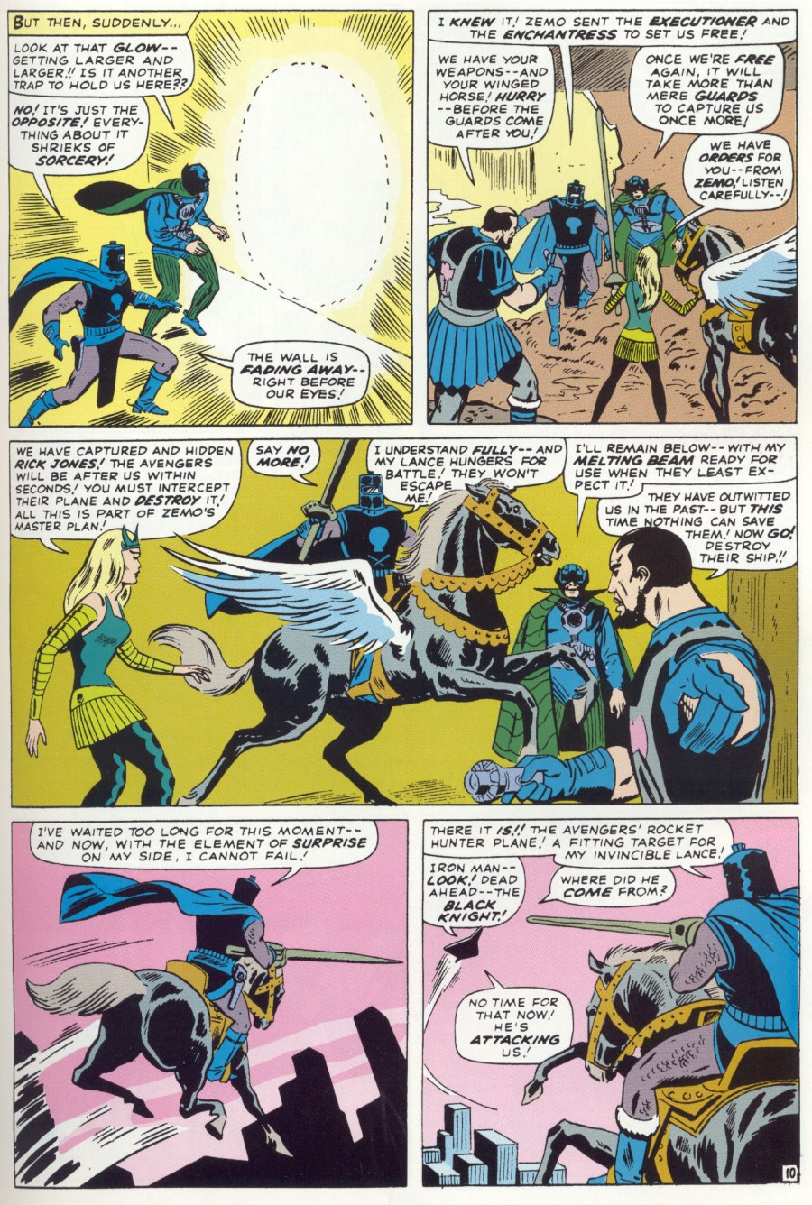 The Avengers (1963) 15 Page 10