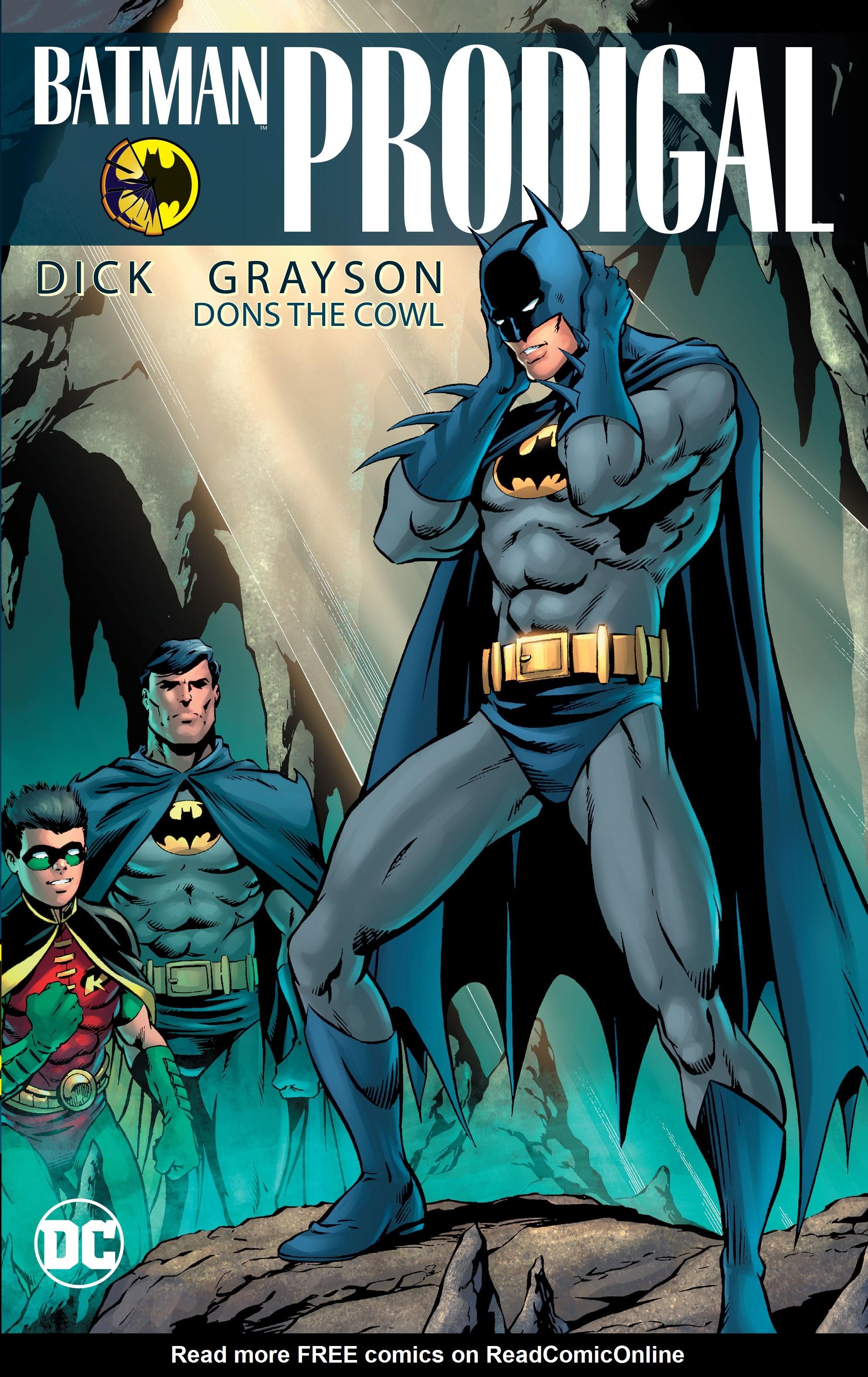 Batman: Prodigal TPB_(Part_1) Page 1