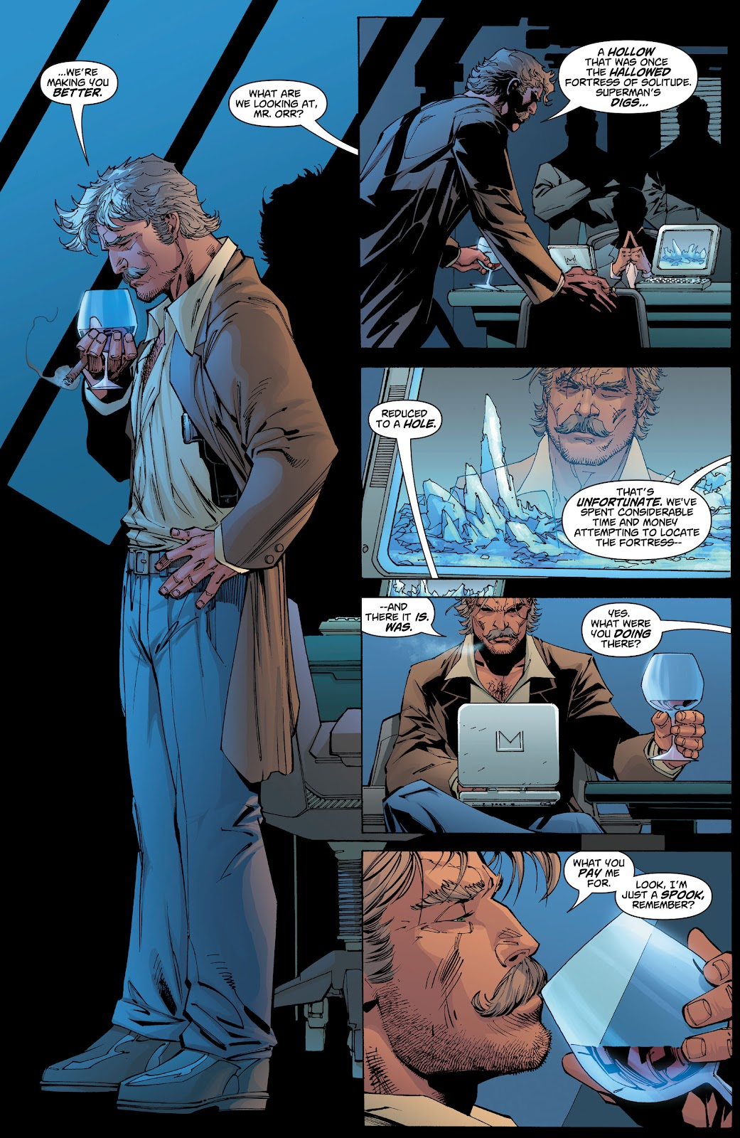 Read online Superman: For Tomorrow comic -  Issue # TPB (Part 3) - 6