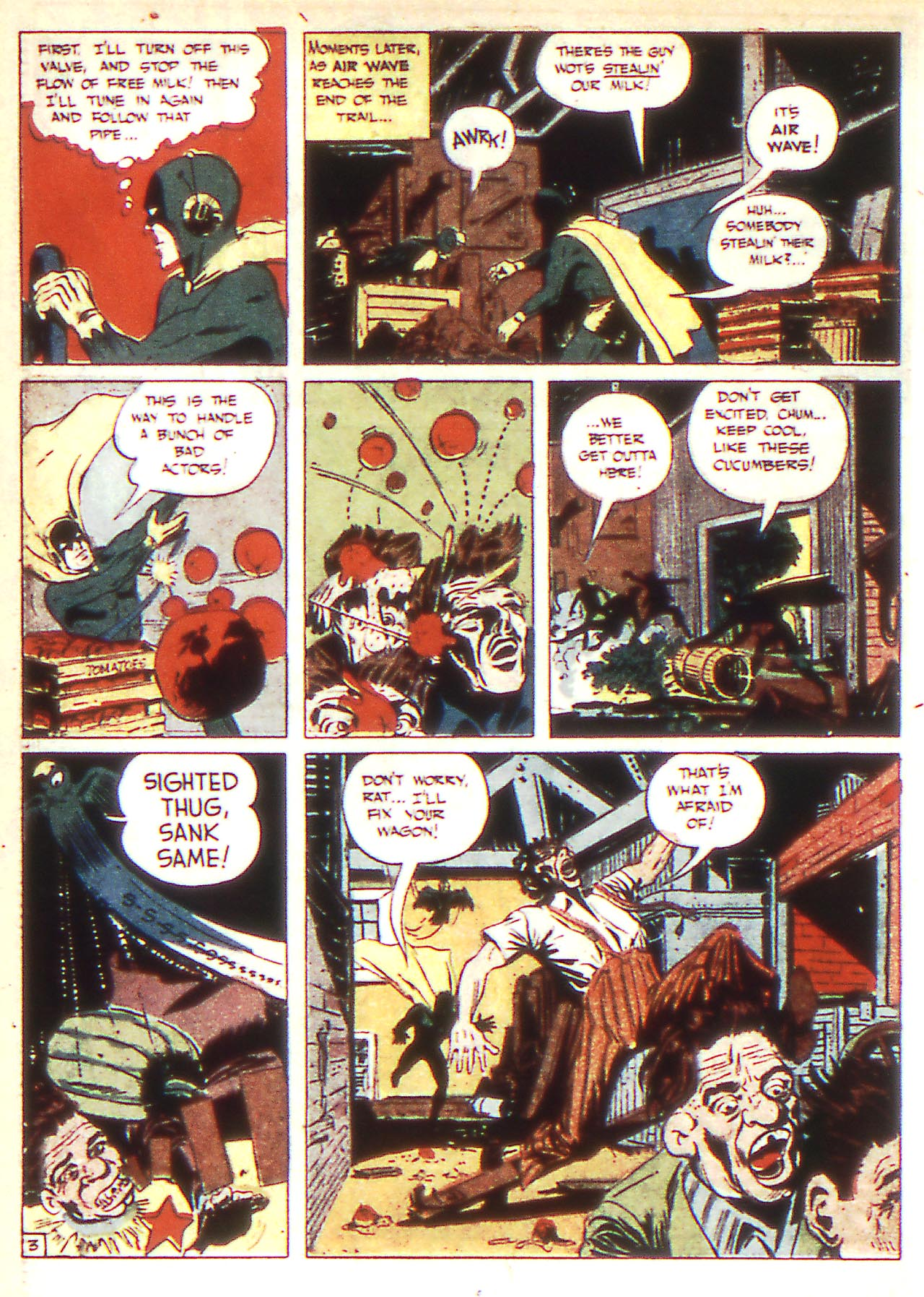 Read online Detective Comics (1937) comic -  Issue #81 - 40