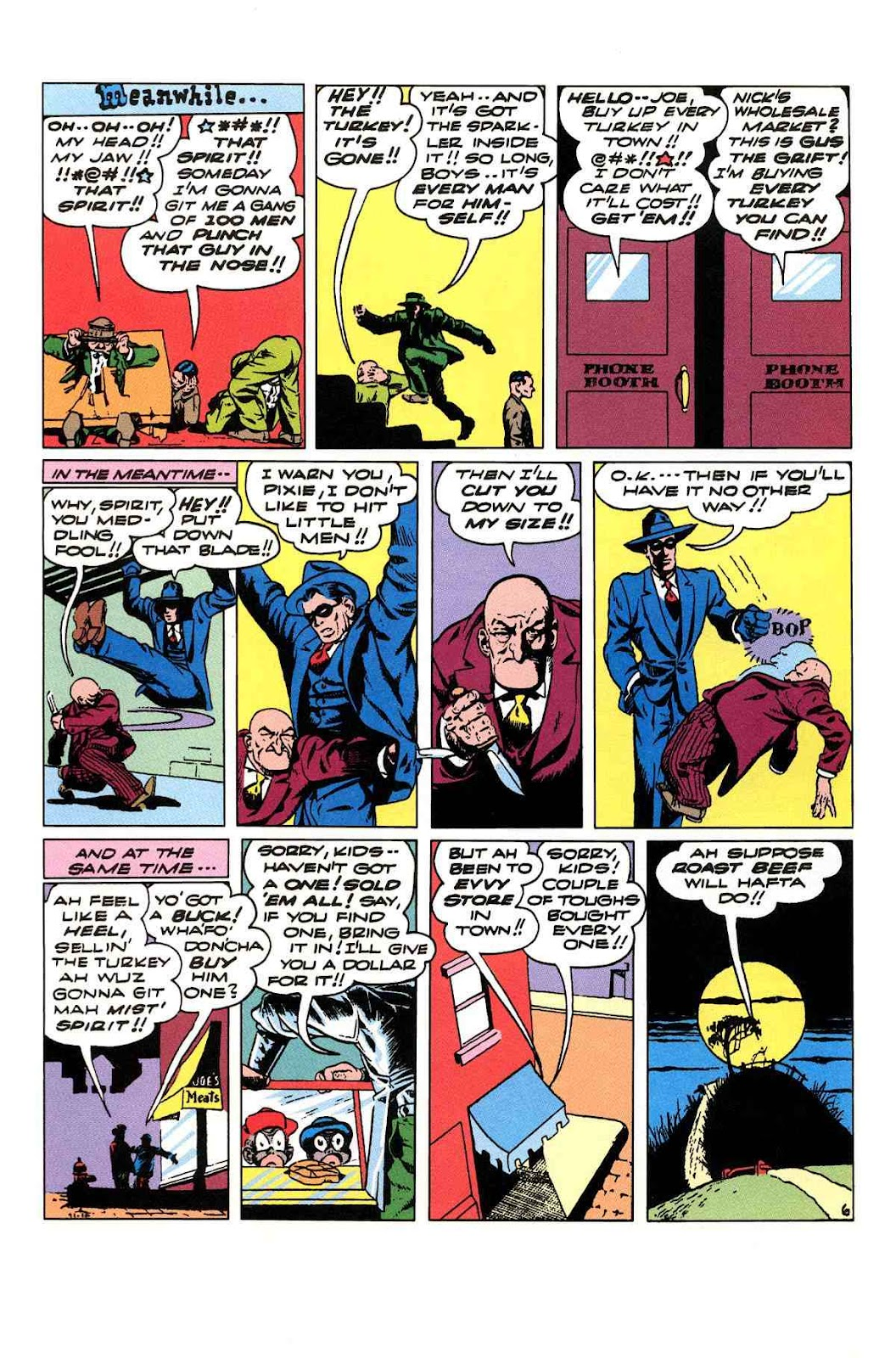 Read online Will Eisner's The Spirit Archives comic -  Issue # TPB 3 (Part 2) - 59