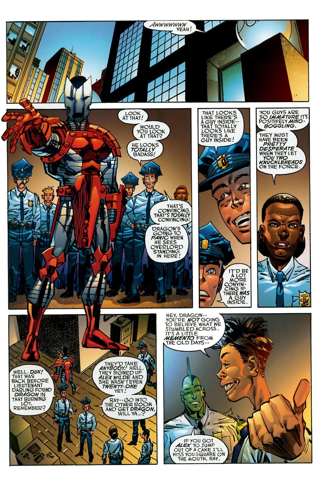 The Savage Dragon (1993) Issue #150 #153 - English 7