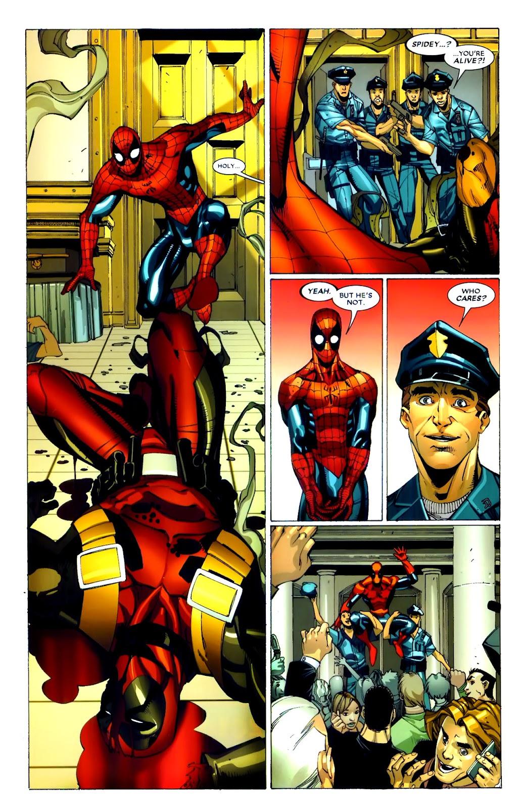 Read online Deadpool (2008) comic -  Issue #21 - 22