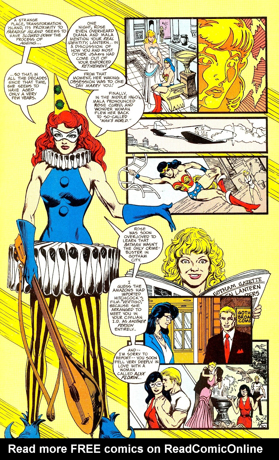 Infinity Inc. (1984) issue Annual 1 - Page 35