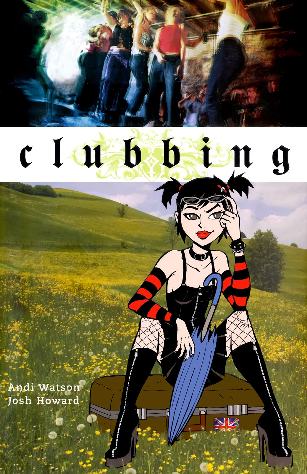 Read online Clubbing comic -  Issue # TPB - 1