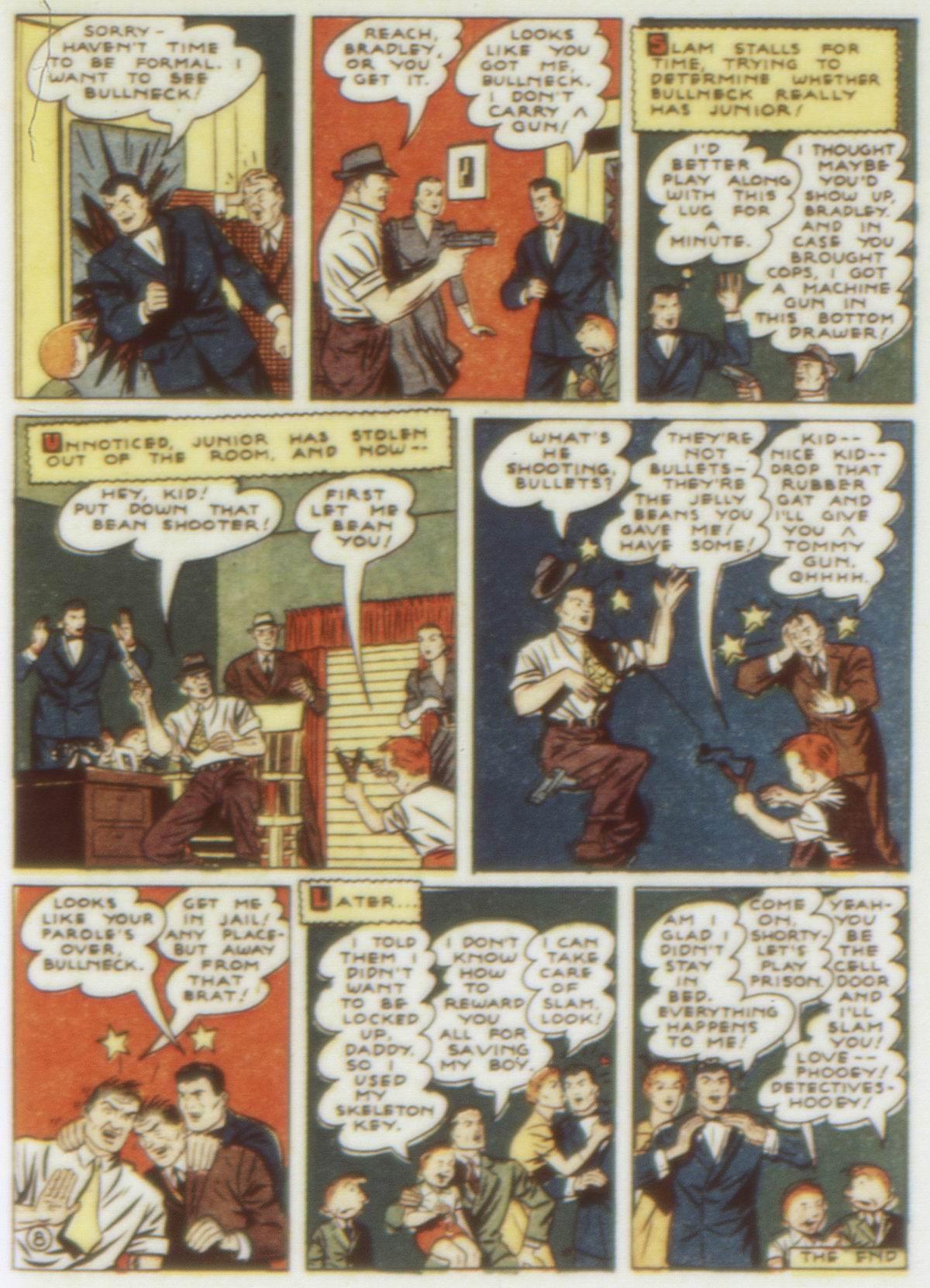 Read online Detective Comics (1937) comic -  Issue #58 - 65