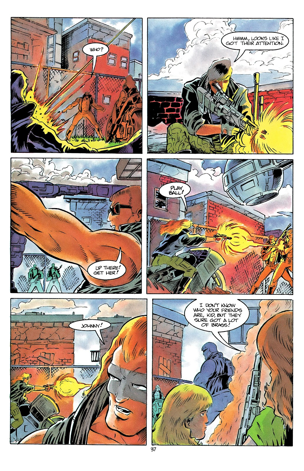 The Terminator (1988) issue 12 - Page 42