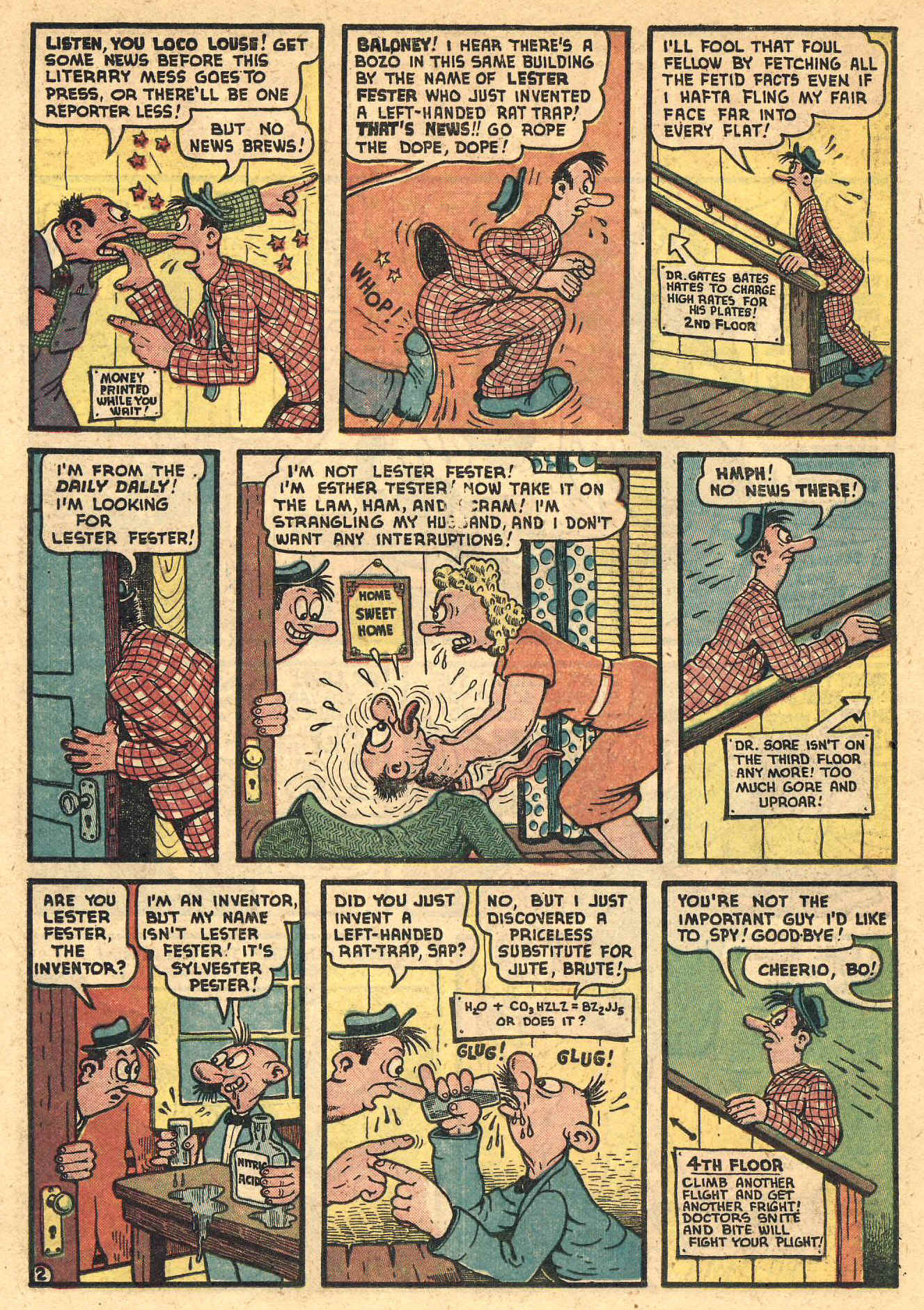 Daredevil (1941) issue 16 - Page 28