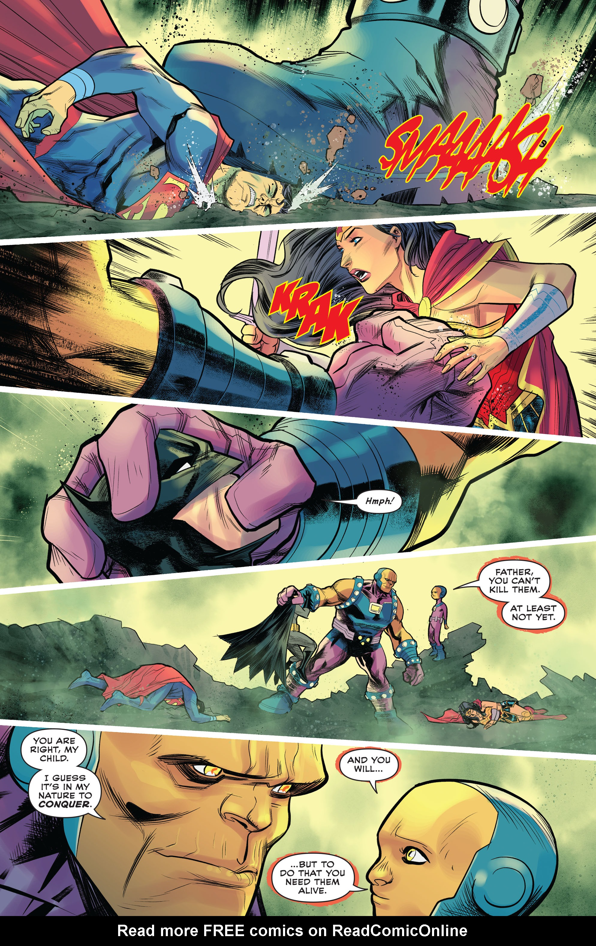 Read online Trinity (2016) comic -  Issue #5 - 8