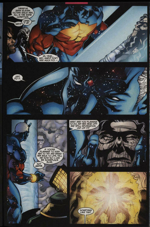 Captain Marvel (1999) Issue #33 #34 - English 15
