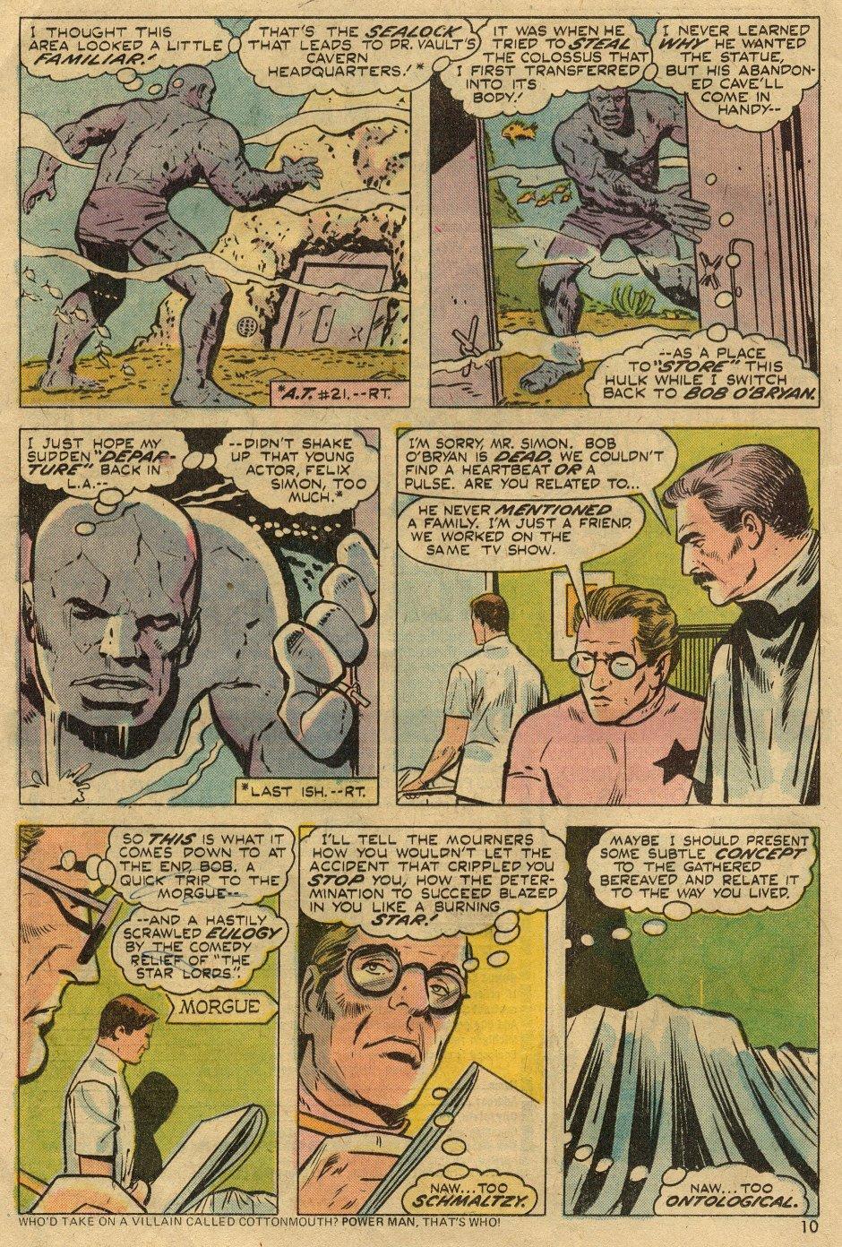 Read online Astonishing Tales (1970) comic -  Issue #24 - 6