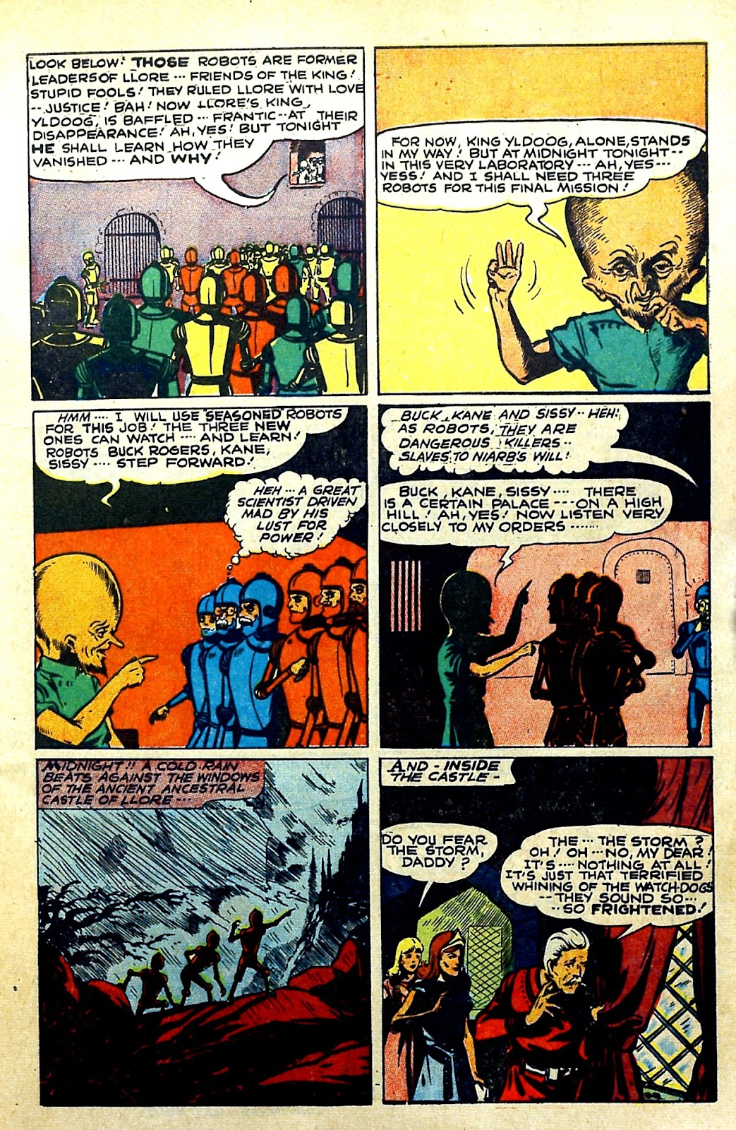 Read online Famous Funnies comic -  Issue #145 - 9