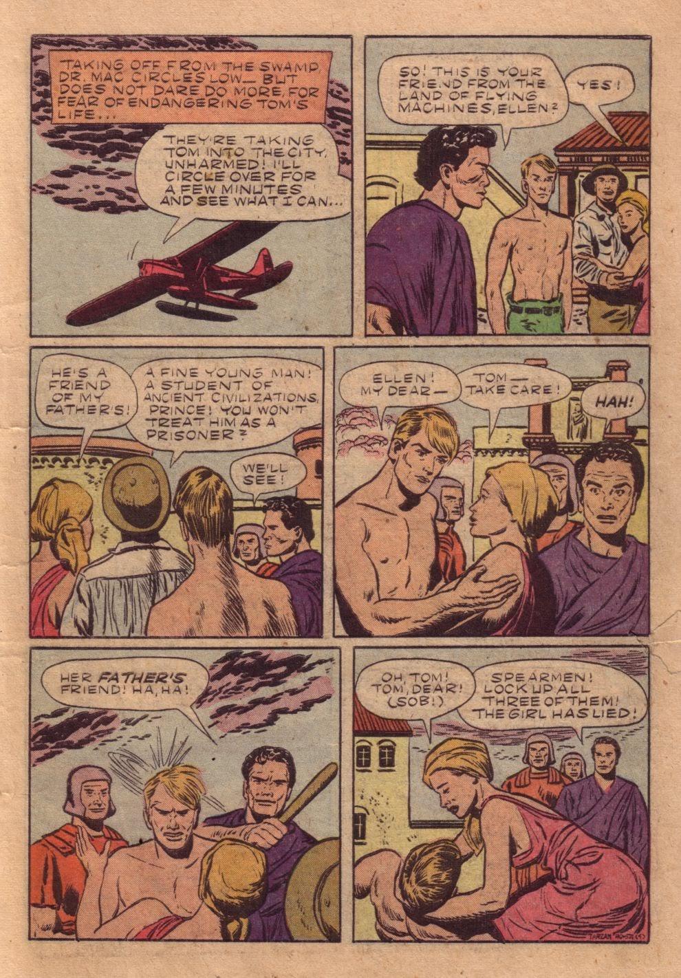 Tarzan (1948) issue 40 - Page 11