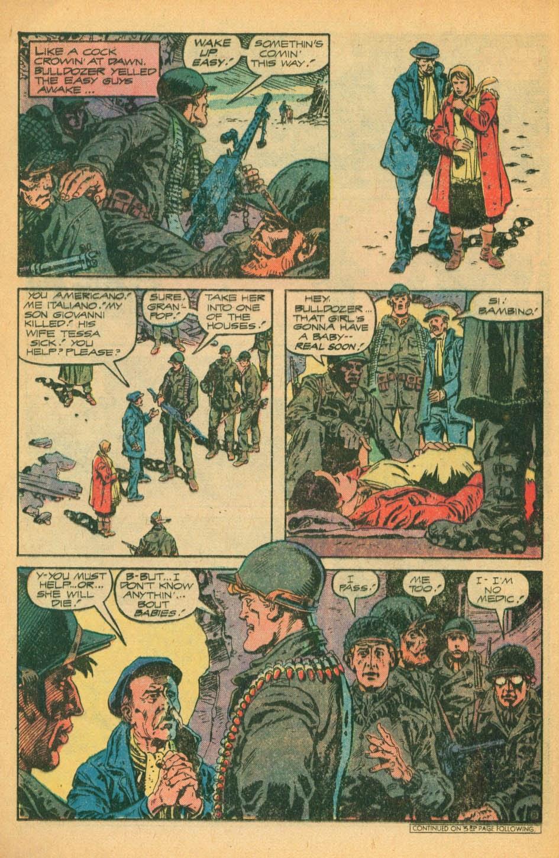 Read online Sgt. Rock comic -  Issue #328 - 9