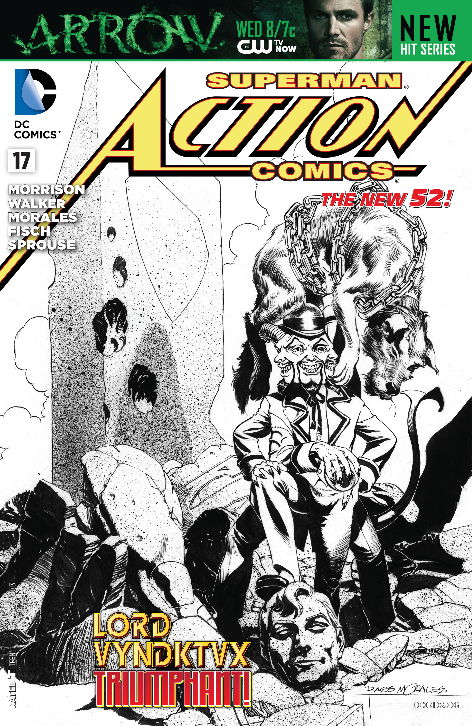 Read online Action Comics (2011) comic -  Issue #17 - 3