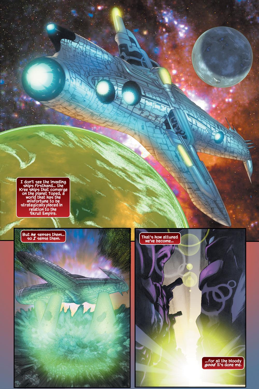 Captain Marvel (2002) Issue #3 #3 - English 3