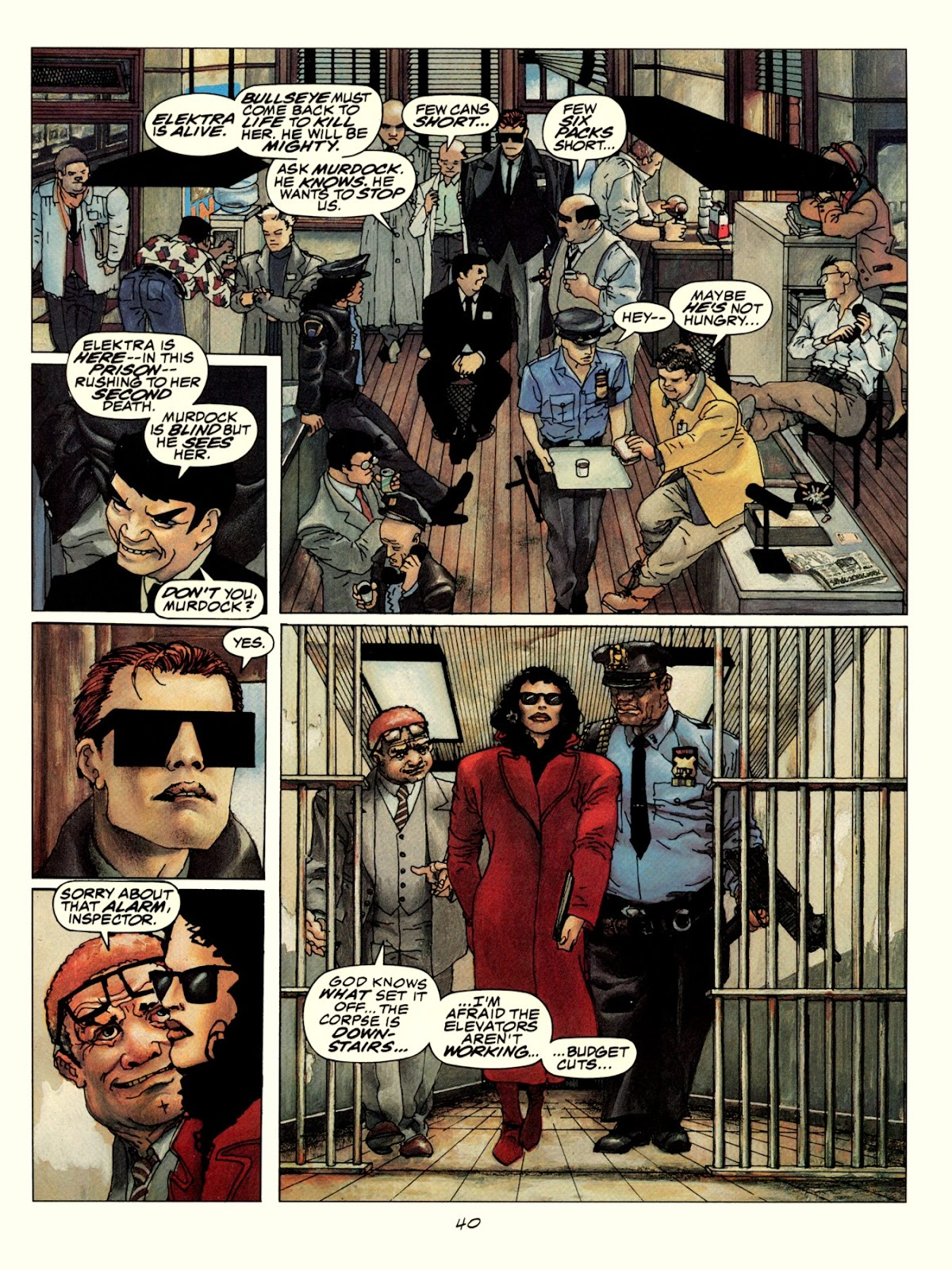 Elektra Lives Again issue Full - Page 47