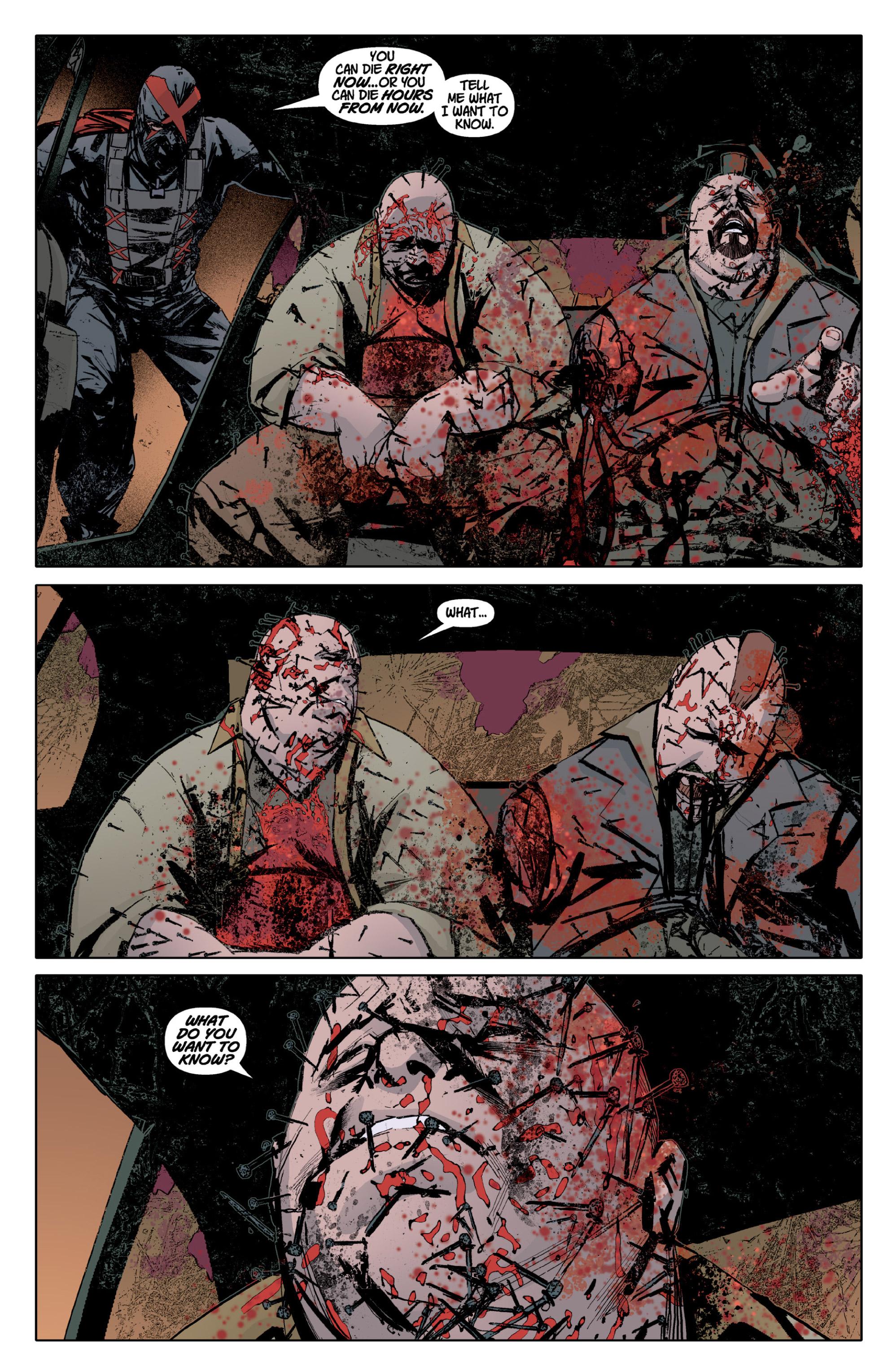 Read online X: Big Bad comic -  Issue # Full - 23