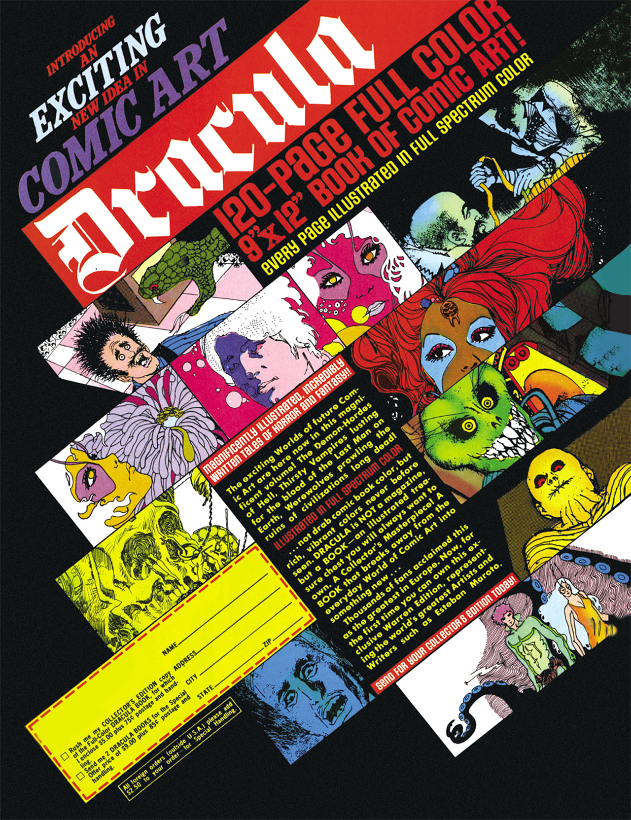 Read online Eerie Archives comic -  Issue # TPB 10 - 75