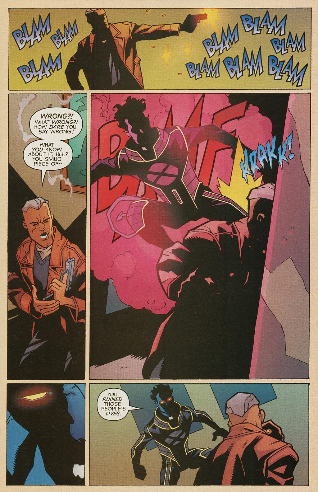 Read online Nightcrawler (2002) comic -  Issue #4 - 16