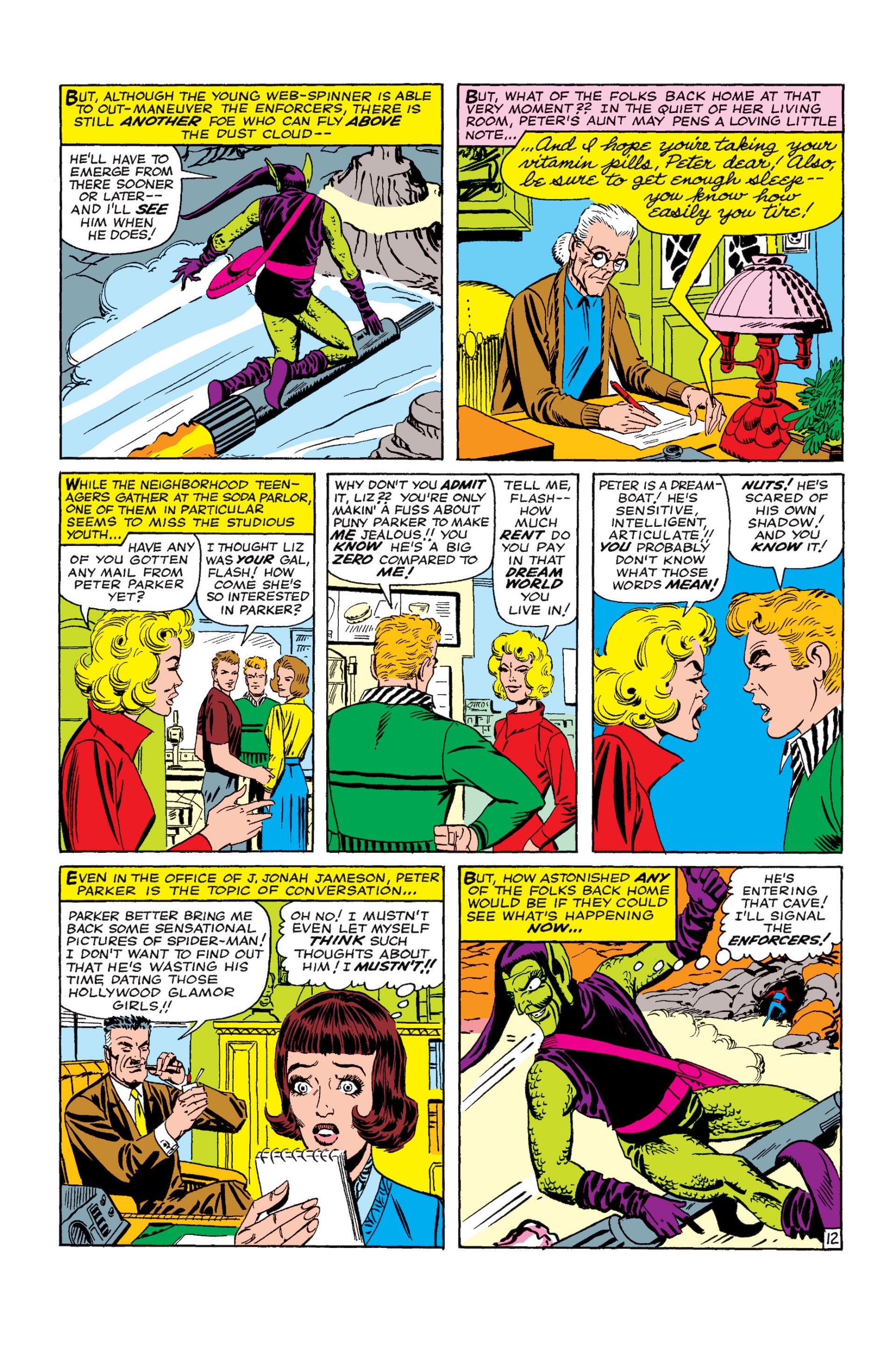 The Amazing Spider-Man (1963) 14 Page 12