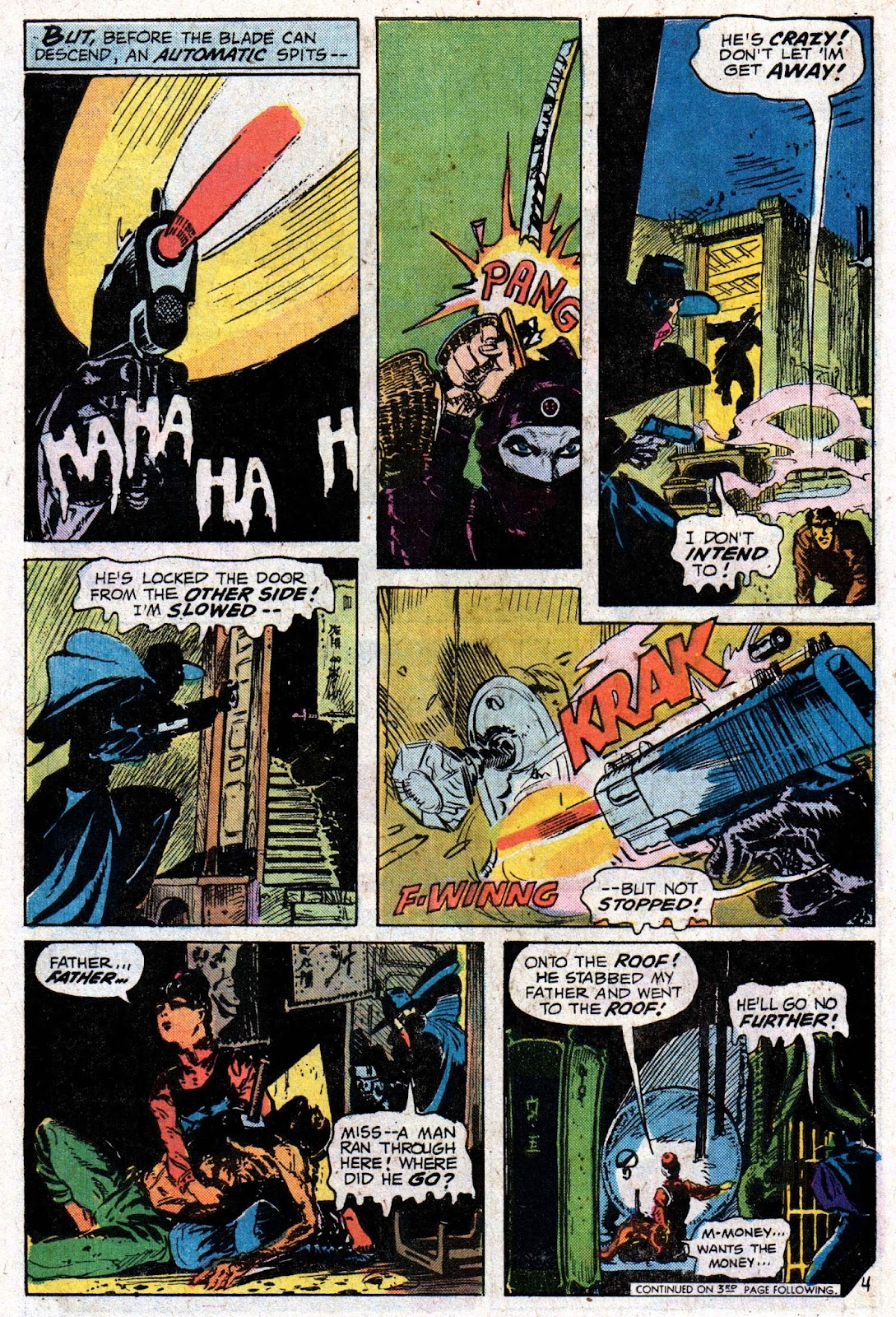 The Shadow (1973) issue 6 - Page 6