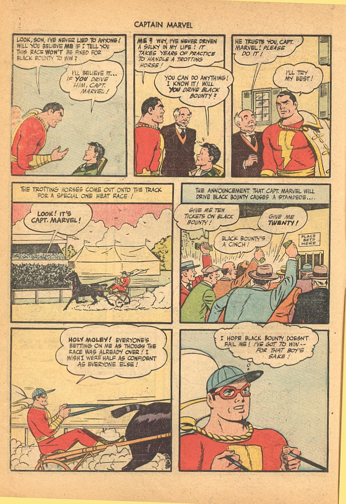 Captain Marvel Adventures issue 62 - Page 10
