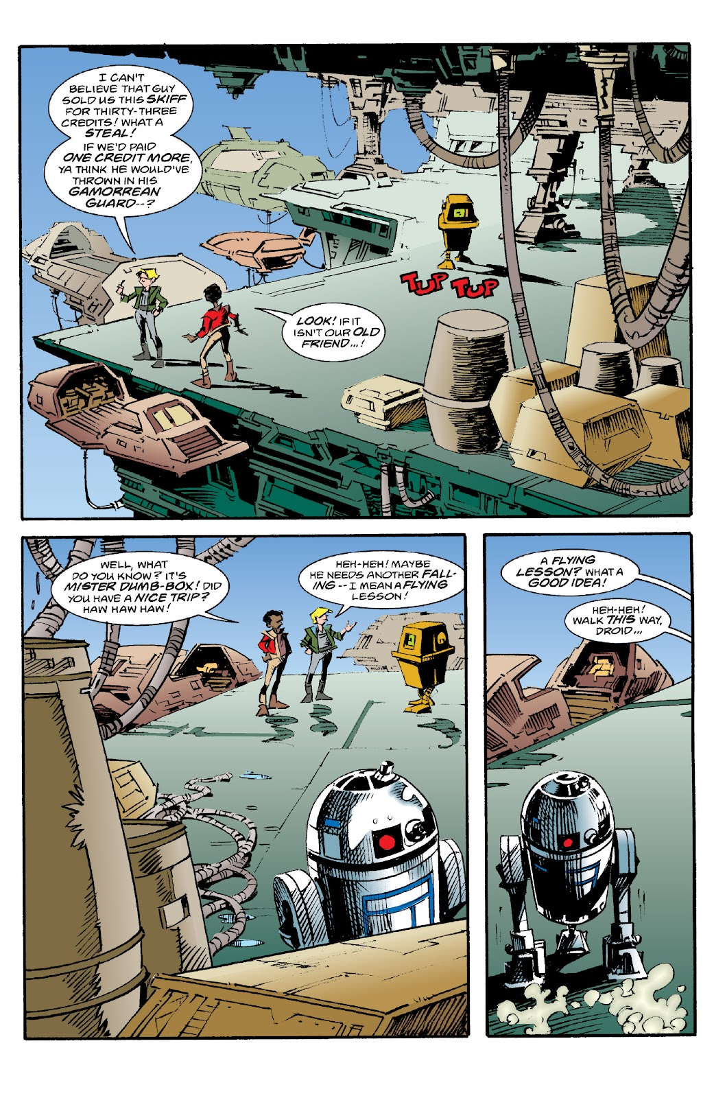 Read online Star Wars Legends Epic Collection: The Empire comic -  Issue # TPB 5 (Part 3) - 34
