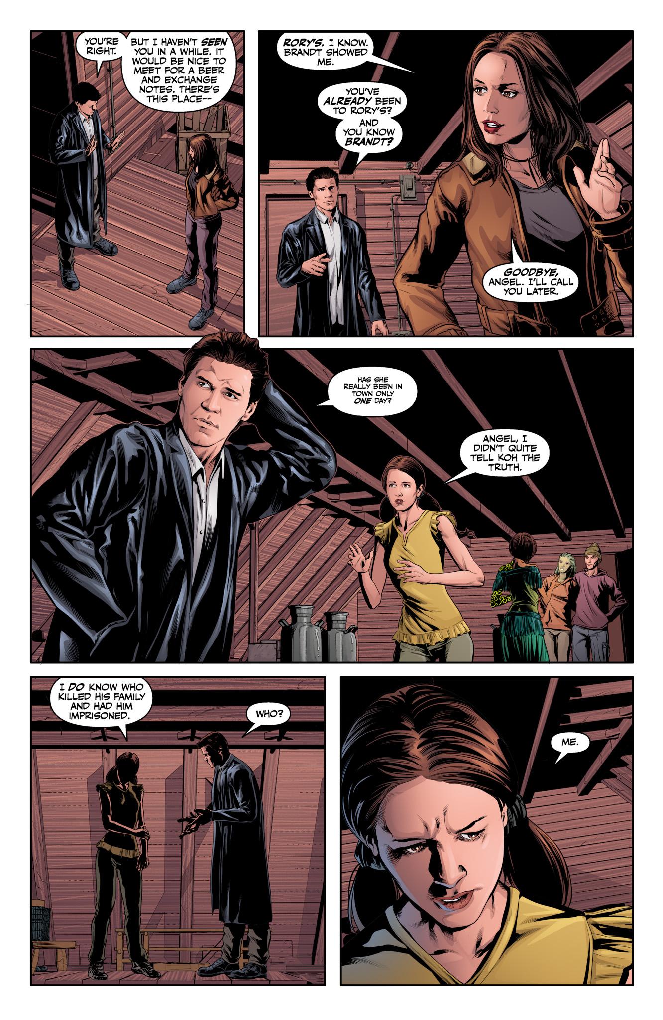 Read online Angel & Faith Season 10 comic -  Issue #12 - 14