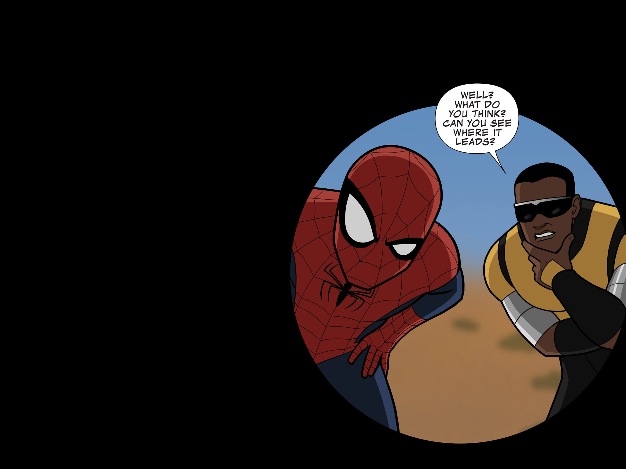 Read online Ultimate Spider-Man (Infinite Comics) (2015) comic -  Issue #10 - 2