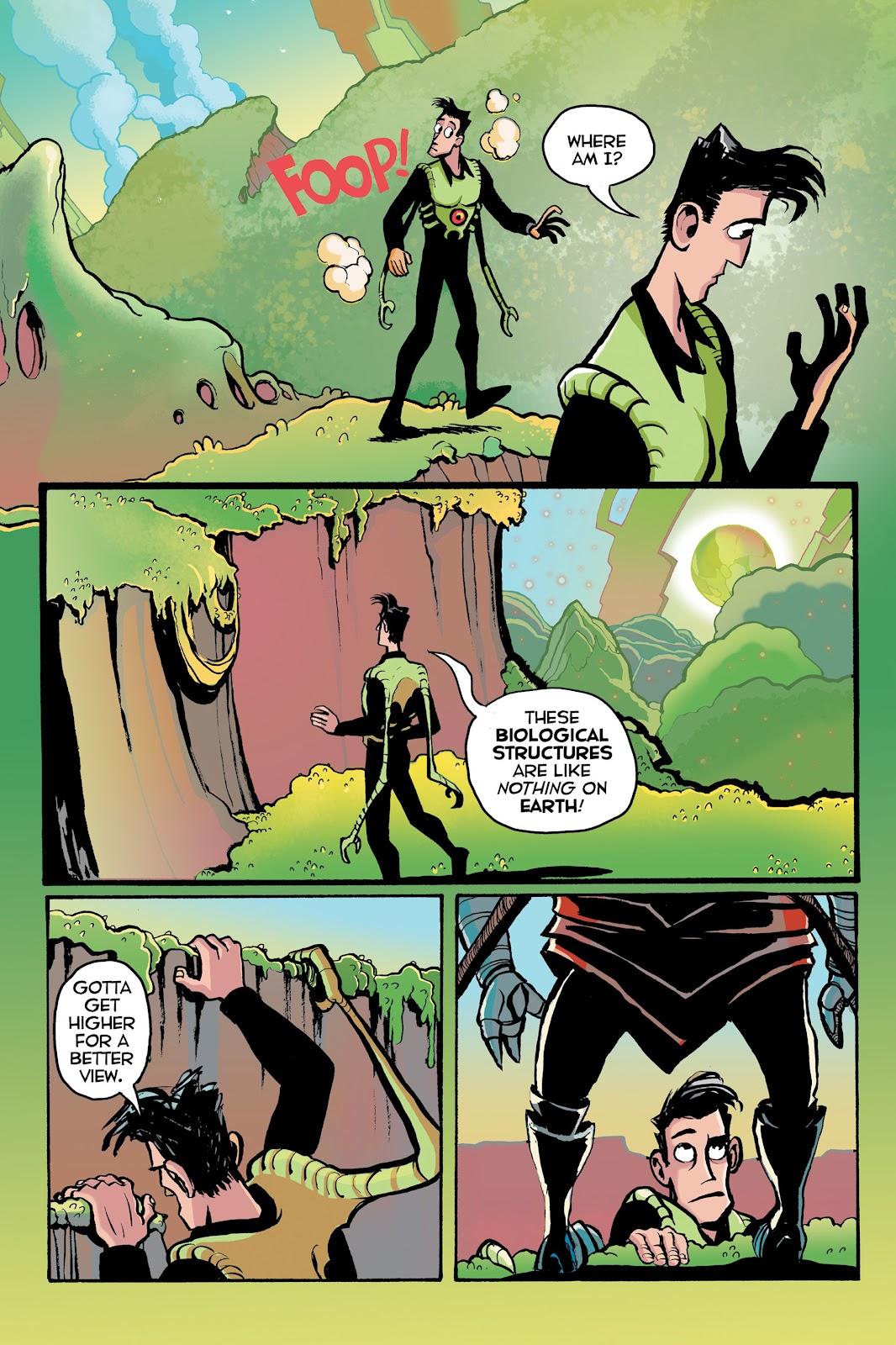 Read online Creature Tech (2019) comic -  Issue # TPB (Part 2) - 65