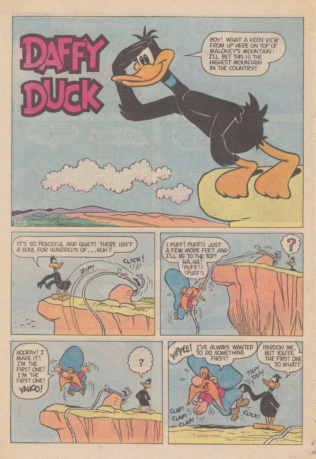 Yosemite Sam and Bugs Bunny issue 81 - Page 10