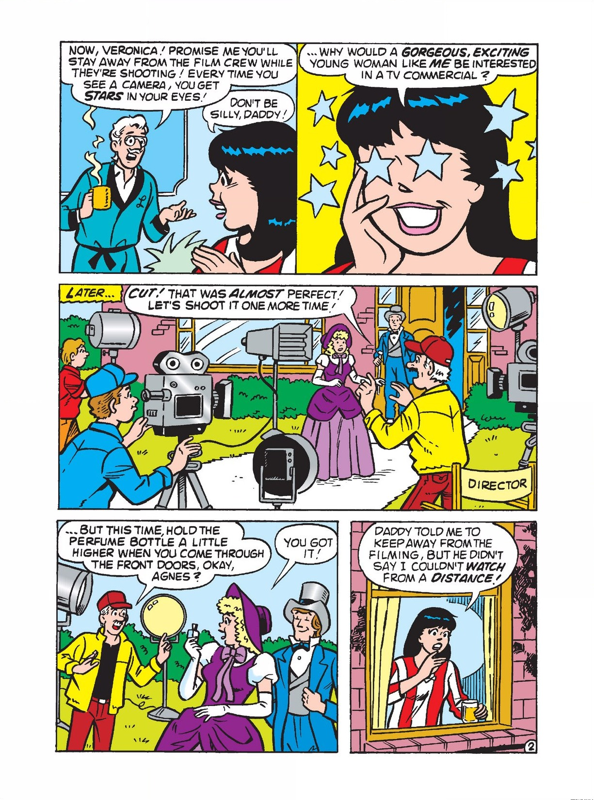 Read online Archie 1000 Page Comics Bonanza comic -  Issue #3 (Part 2) - 108