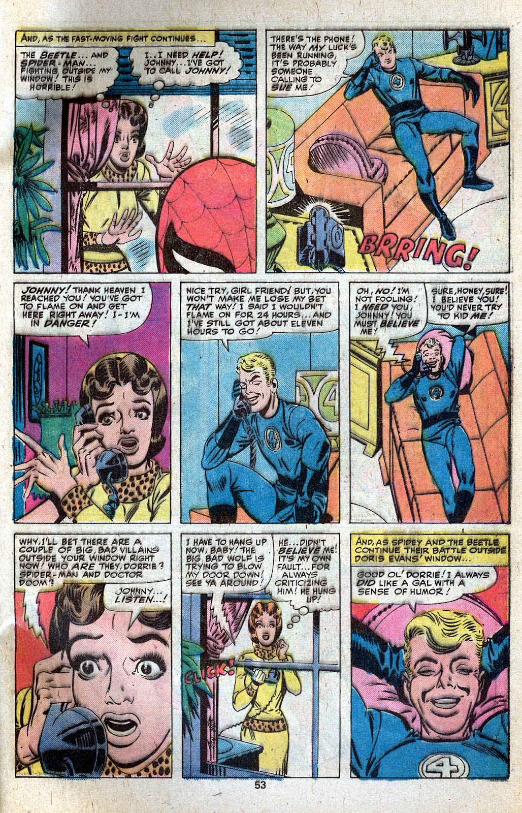 Giant-Size Spider-Man (1974) issue 5 - Page 55